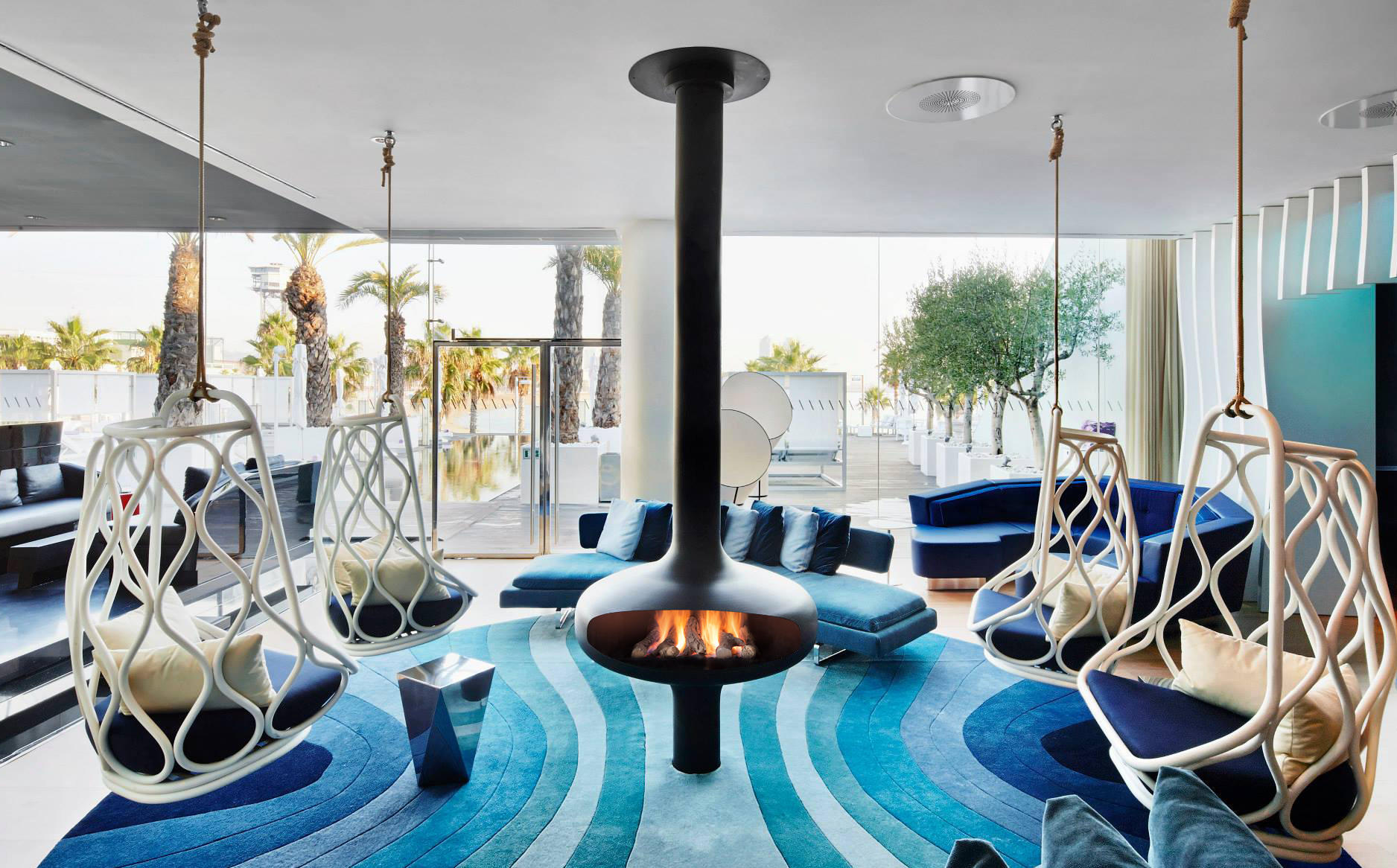 MAGMAFOCUS - Wood fireplaces from Focus | Architonic