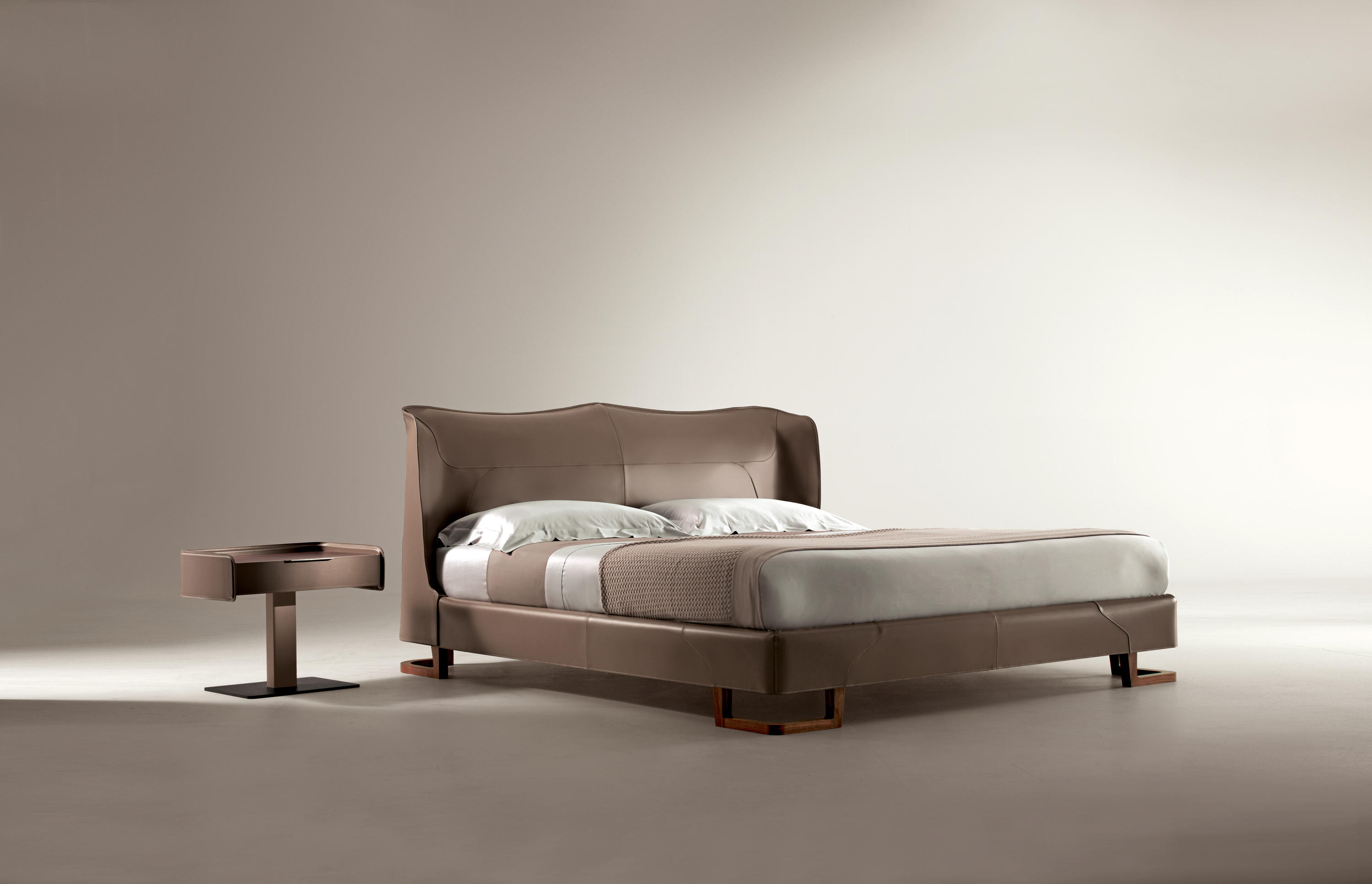 Corium Bed Beds From Giorgetti Architonic