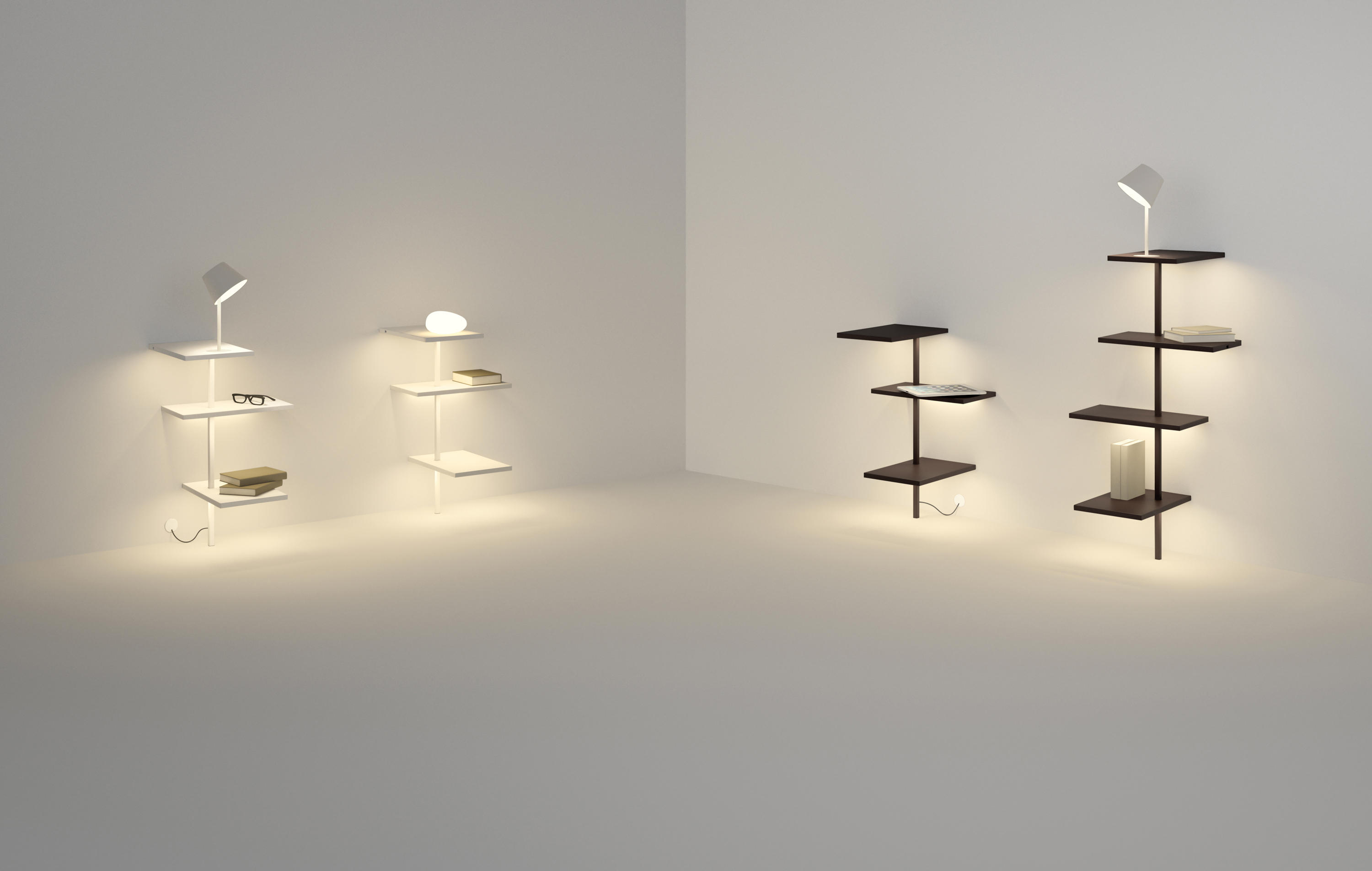 suite 6032 table lamp general lighting from vibia architonic. Black Bedroom Furniture Sets. Home Design Ideas