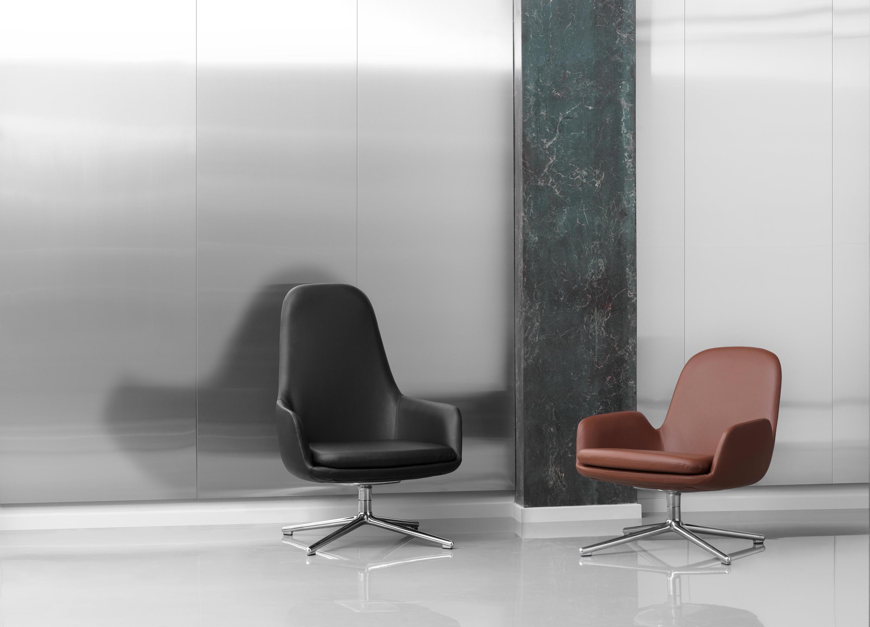 Normann Copenhagen Era Lounge Chair D Model Metall Loungesessel