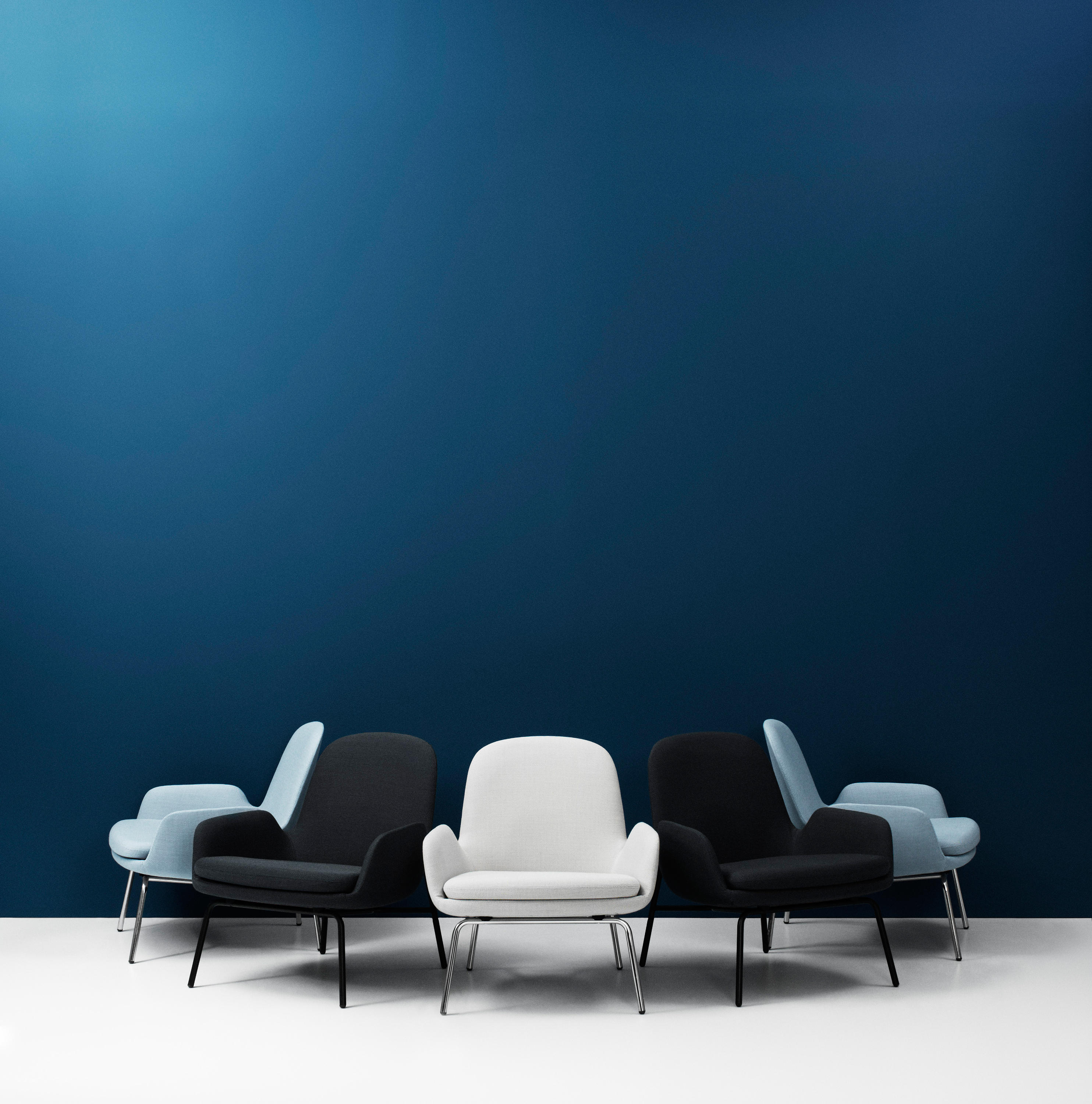 era lounge chair low lounge chairs from normann copenhagen architonic. Black Bedroom Furniture Sets. Home Design Ideas