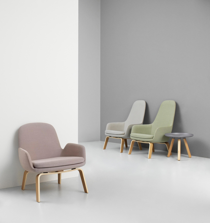 Era Lounge Chair Low Armchairs From Normann Copenhagen