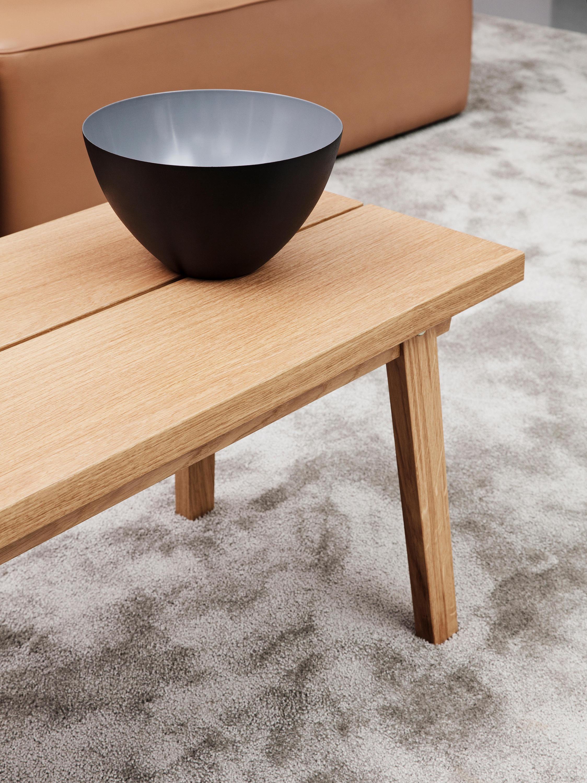 slice table restaurant tables from normann copenhagen architonic. Black Bedroom Furniture Sets. Home Design Ideas