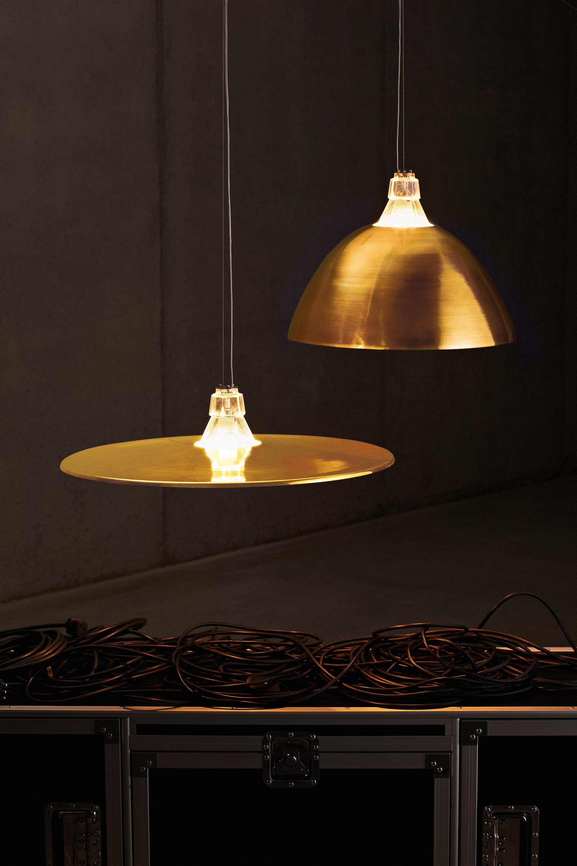 Bell Suspension By Diesel By Foscarini ...