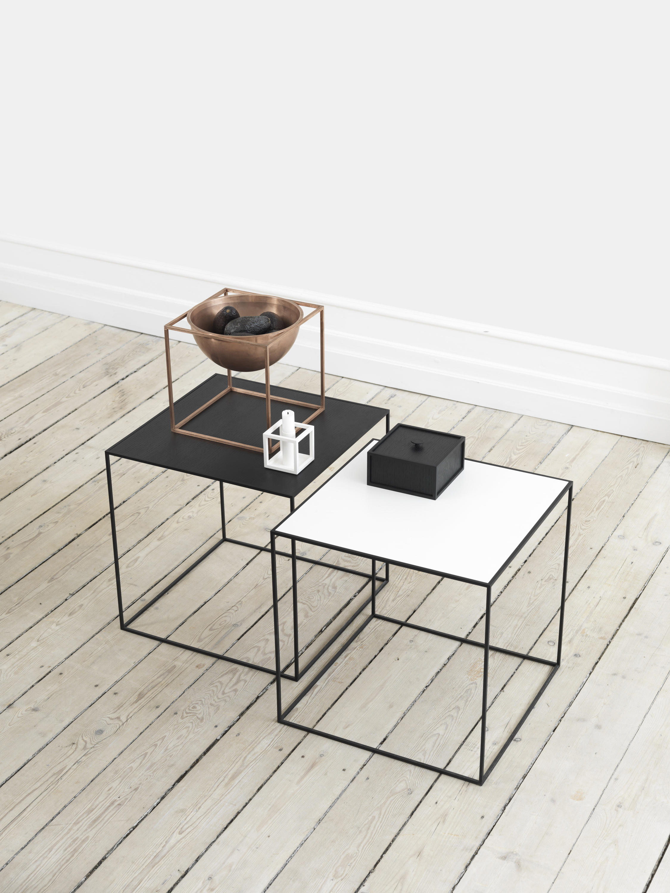Twin Table Side Tables From By Lassen Architonic
