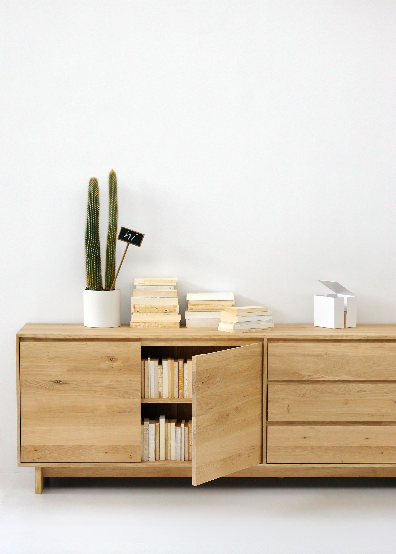 office sideboard. Oak Wave Office Console By Ethnicraft Sideboard E