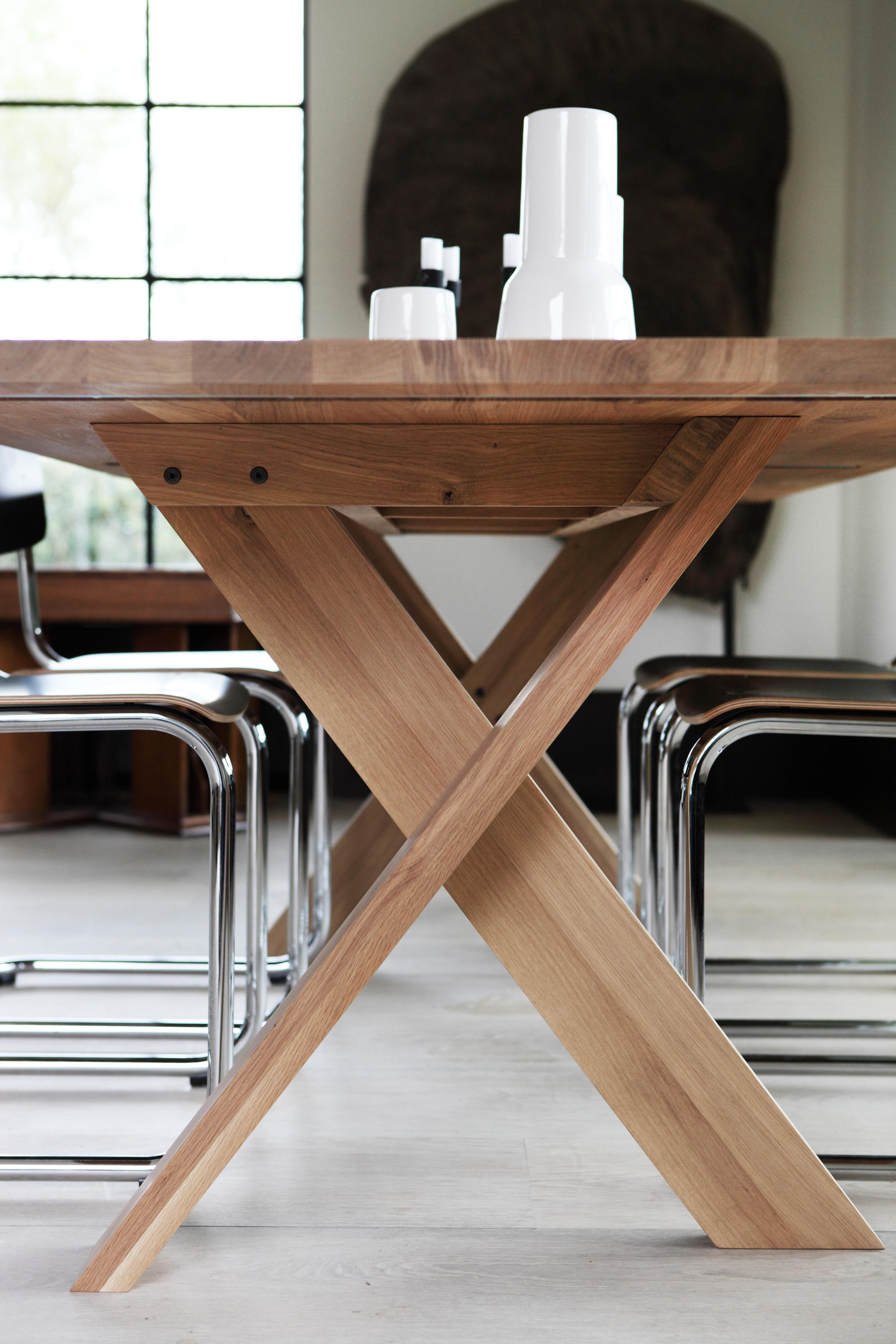 Oak Dining Table. 11 Spring Decorating Trends To Look Out Oak ...