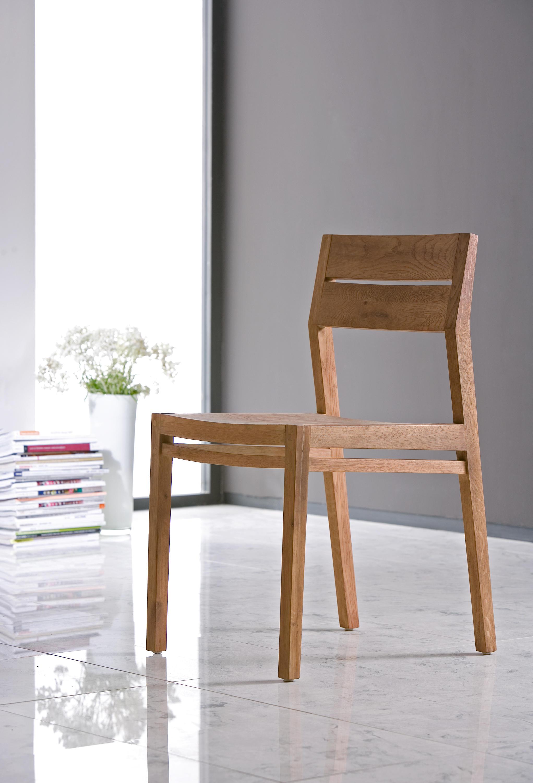 Teak Ex 1 Chair By Ethnicraft