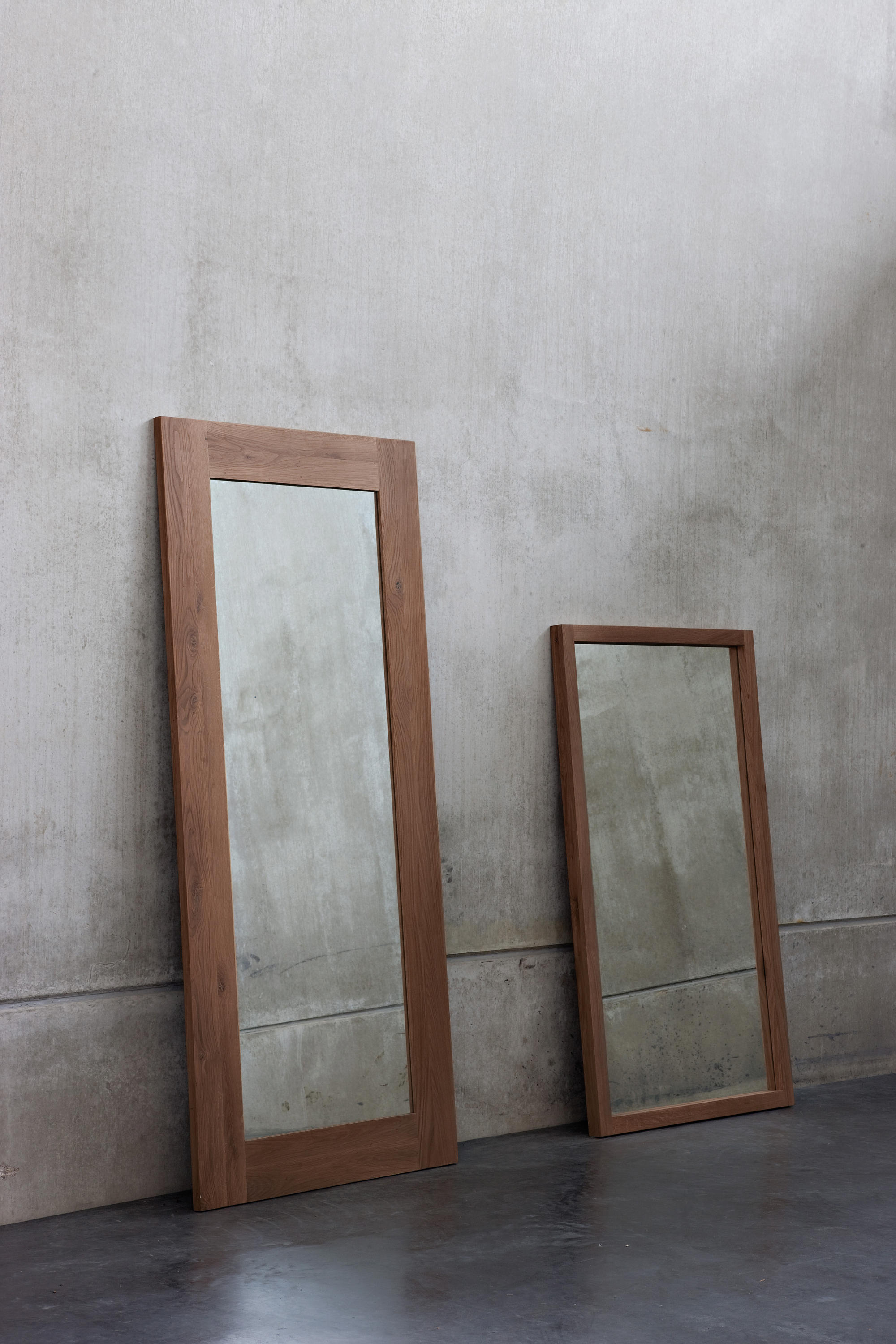 Teak Mirror Mirrors From Ethnicraft Architonic