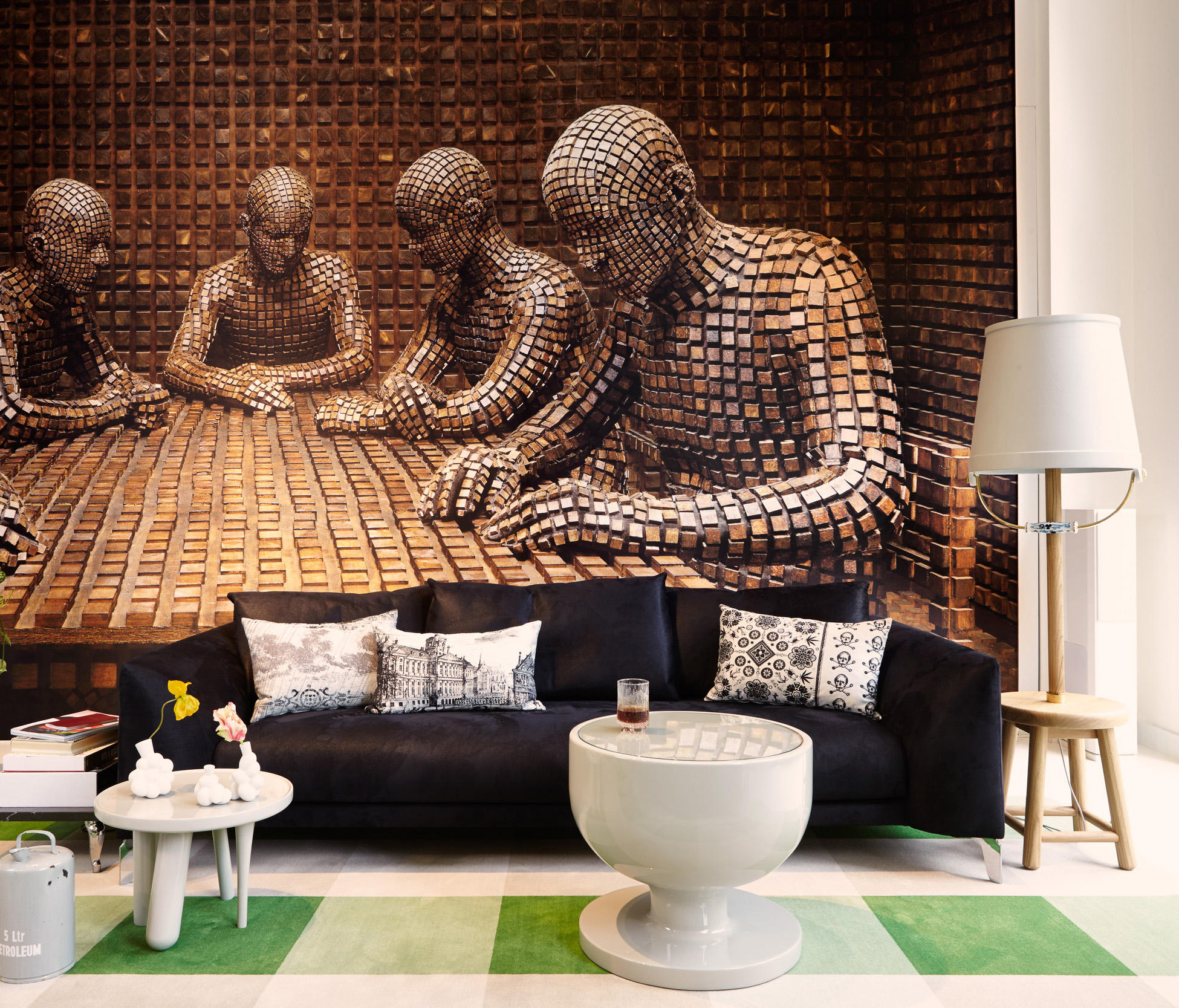 BASSOTTI COFFEE TABLE Lounge tables from moooi