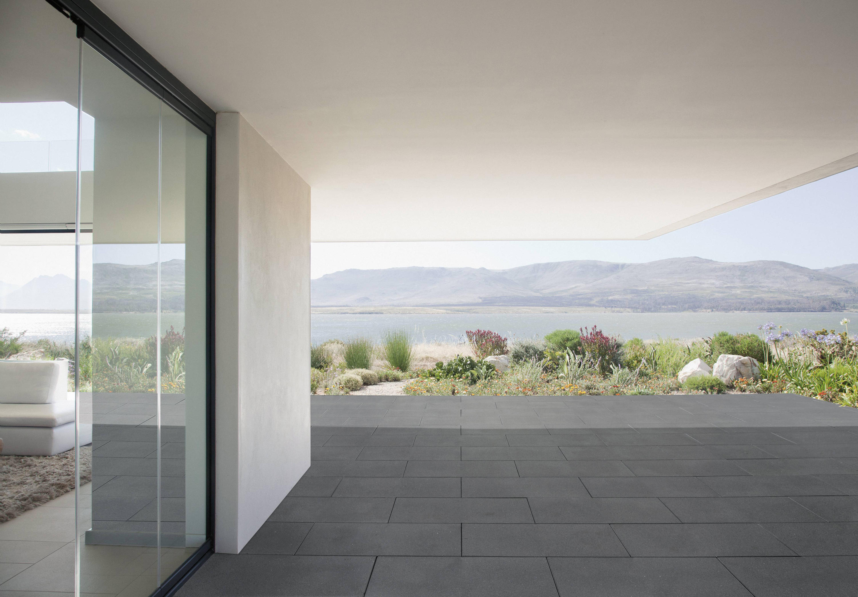 Metten Overath platinum saphirgrau beton platten metten architonic