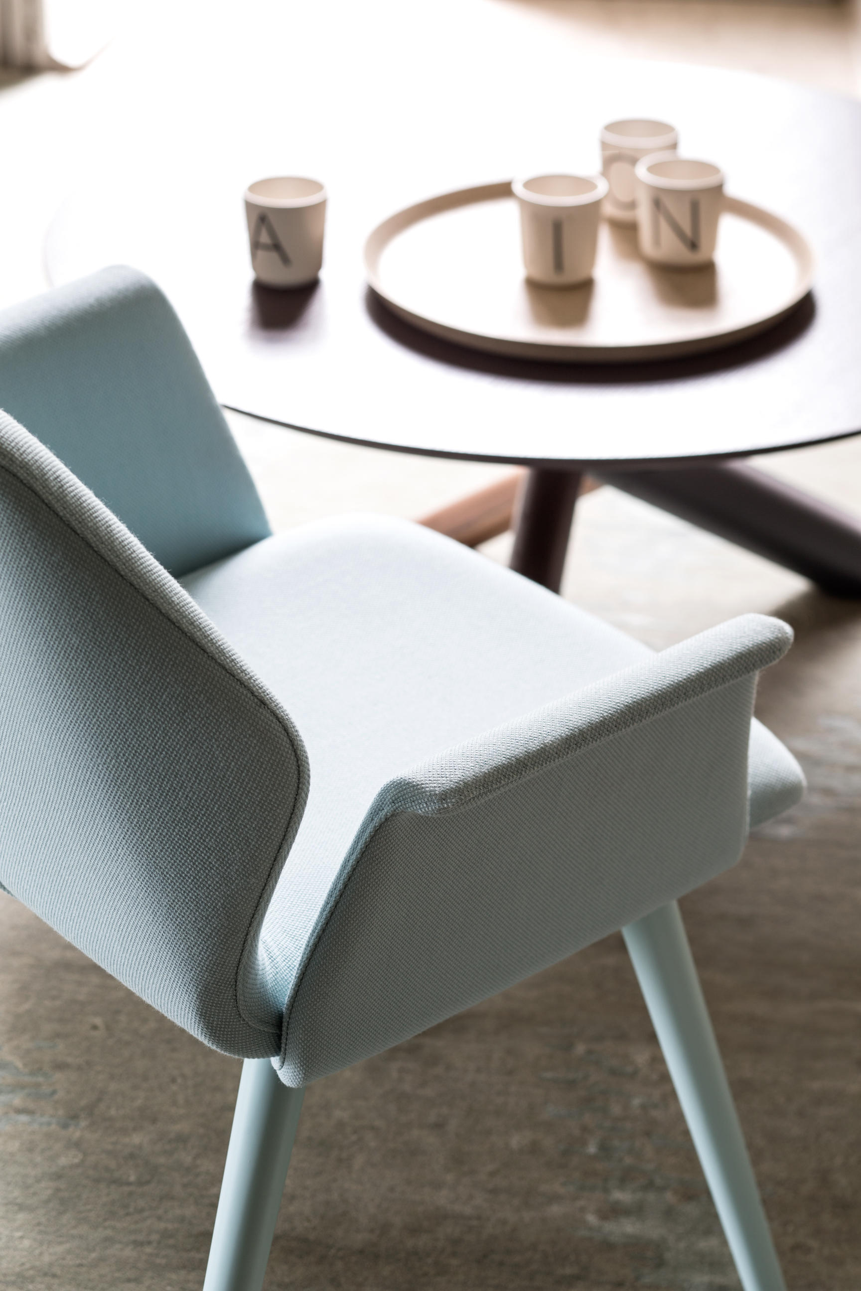 AVA CHAIR Restaurant chairs from Bross
