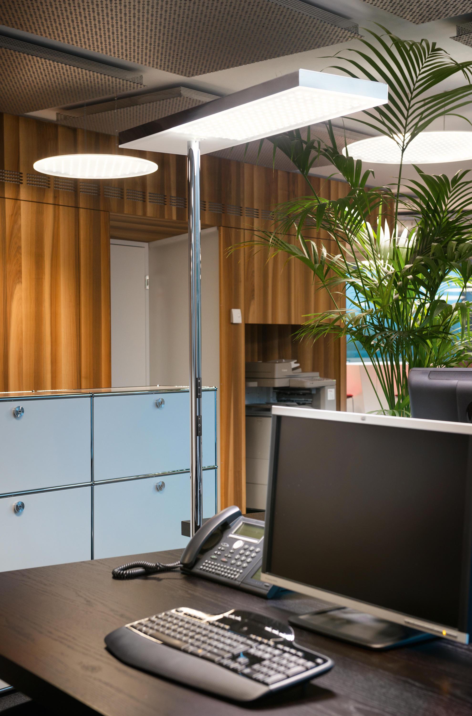 office air 2 0 arbeitsplatzleuchten von nimbus architonic. Black Bedroom Furniture Sets. Home Design Ideas