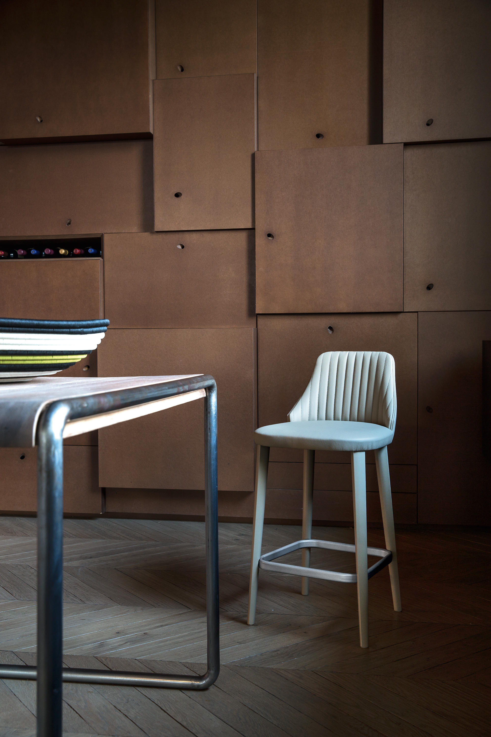 Break Con Ruote Chair Office Chairs From Bross Architonic