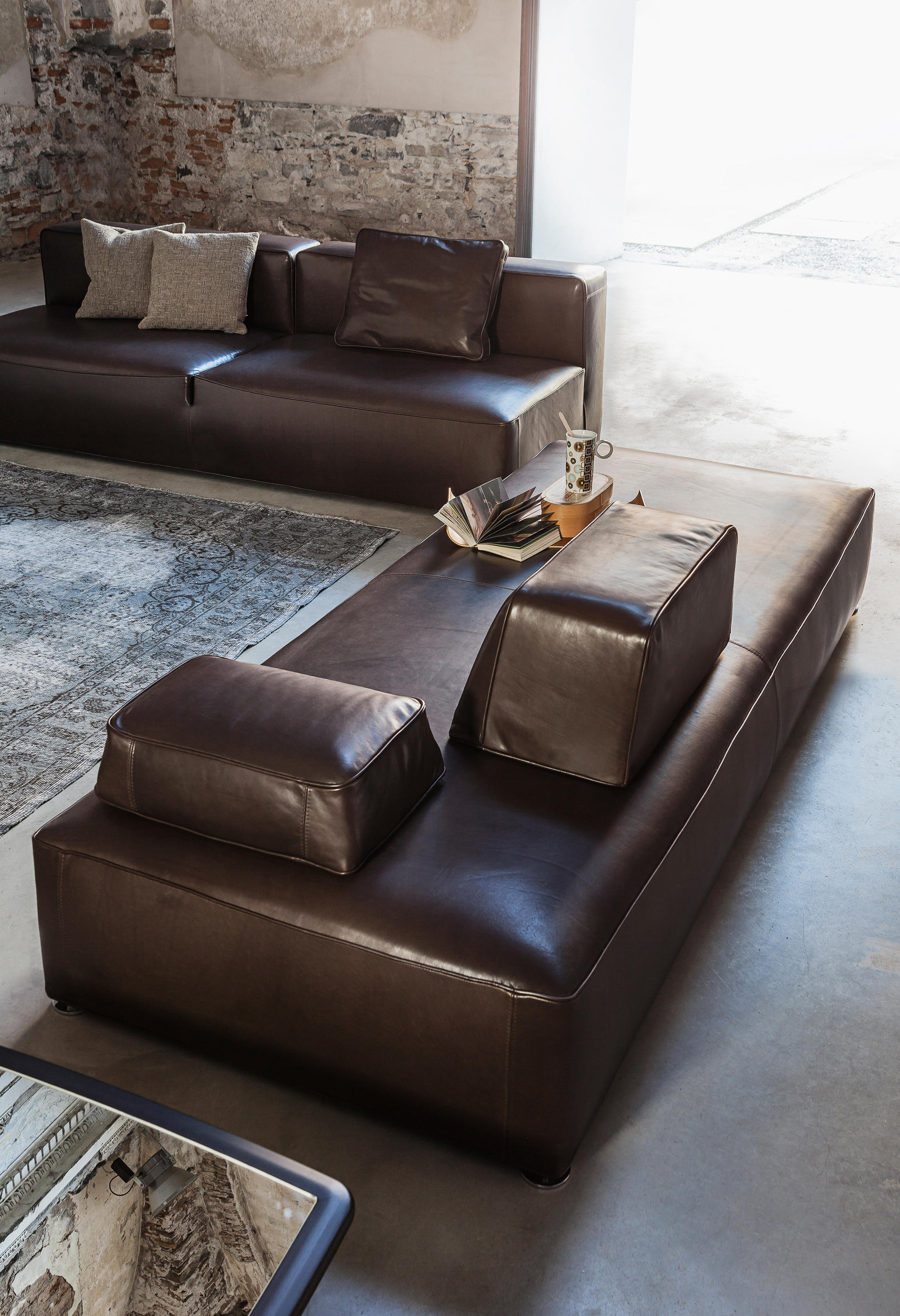 ... Glam 275 Sofa By Vibieffe ...