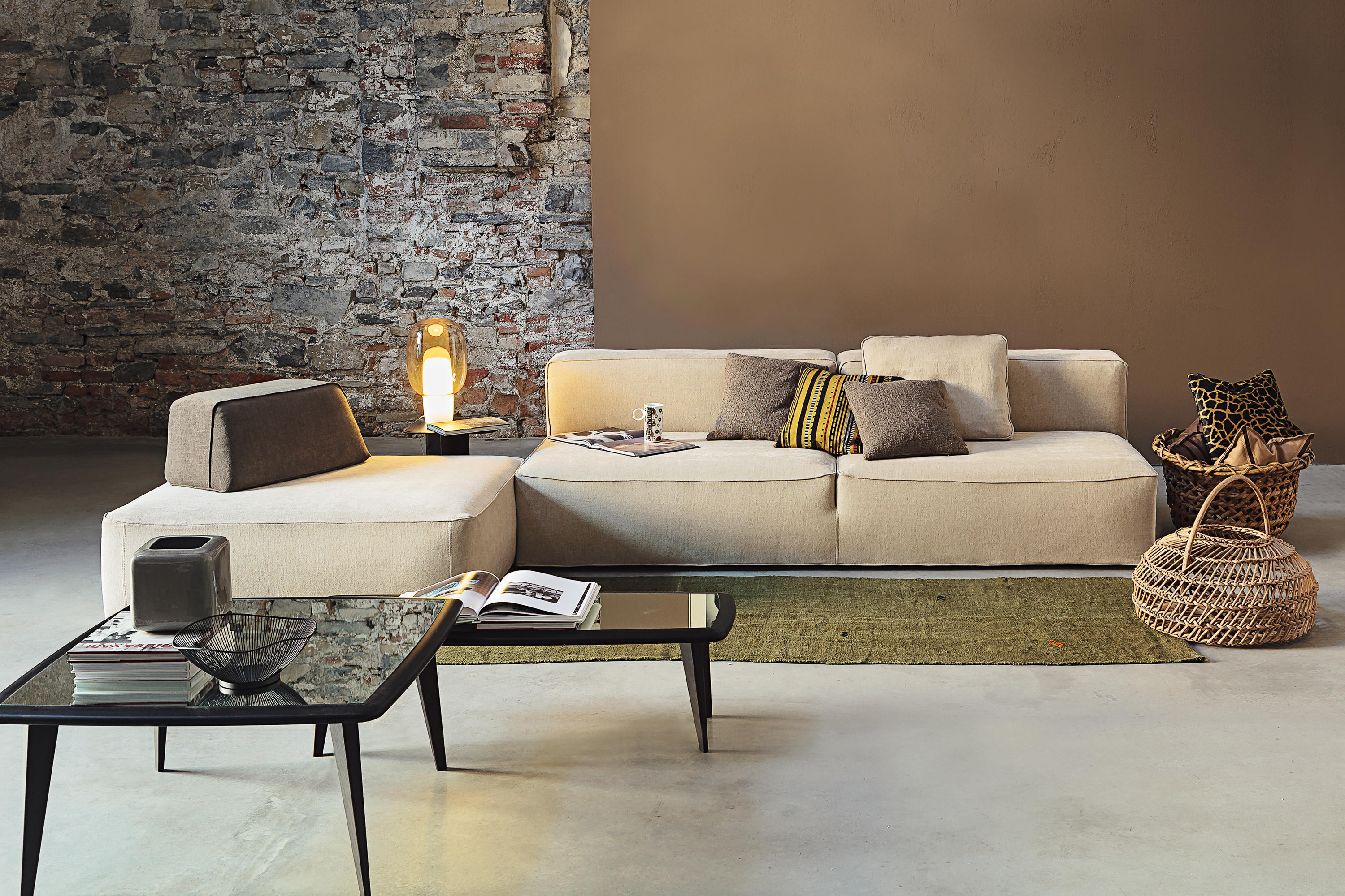GLAM 275 SOFA Sofas from Vibieffe