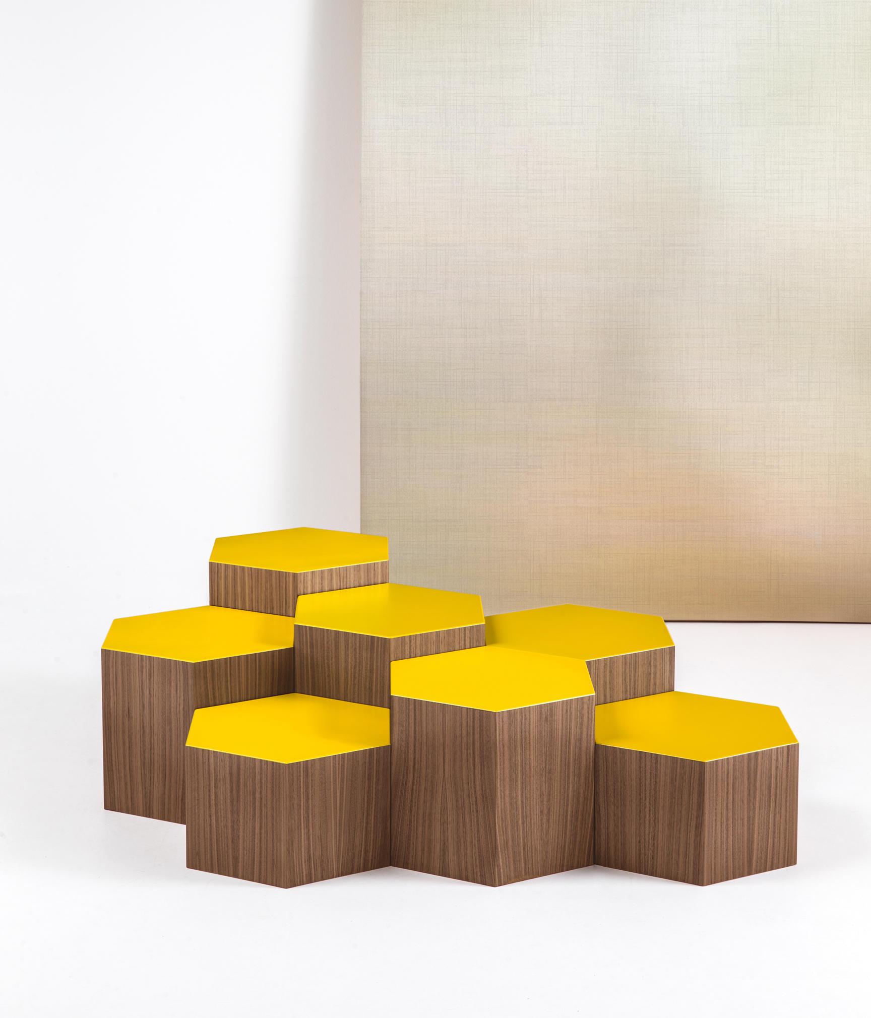 six tavolino da salotto - tavolini da salotto bross | architonic - Tavolini Da Salotto