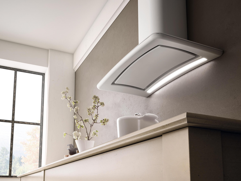 Sweet wall mounted küchenabzugshauben von elica architonic
