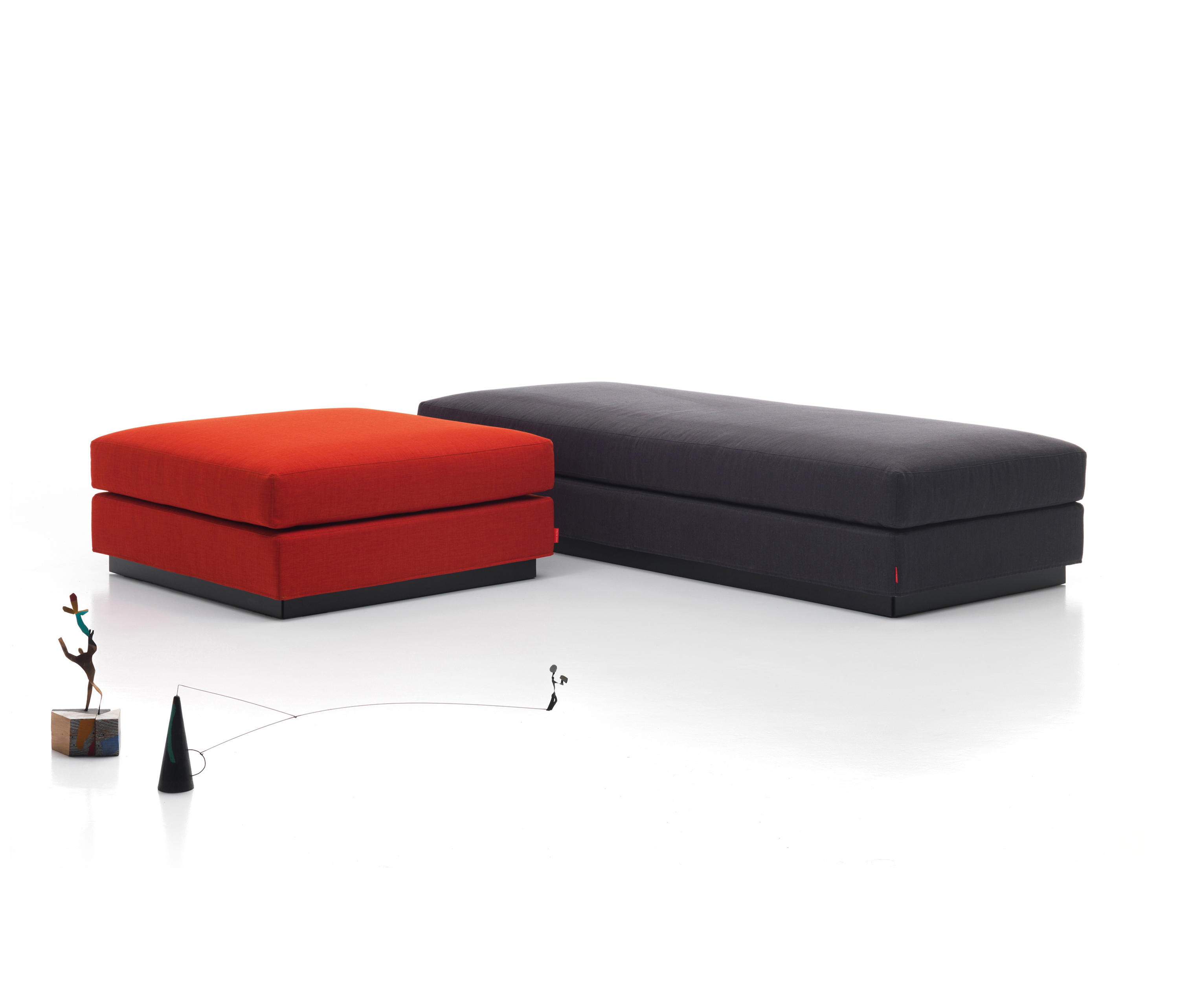 divani letto senza braccioli - pregiate divani letto di design ... - Divano Letto Matrimoniale Elettrico