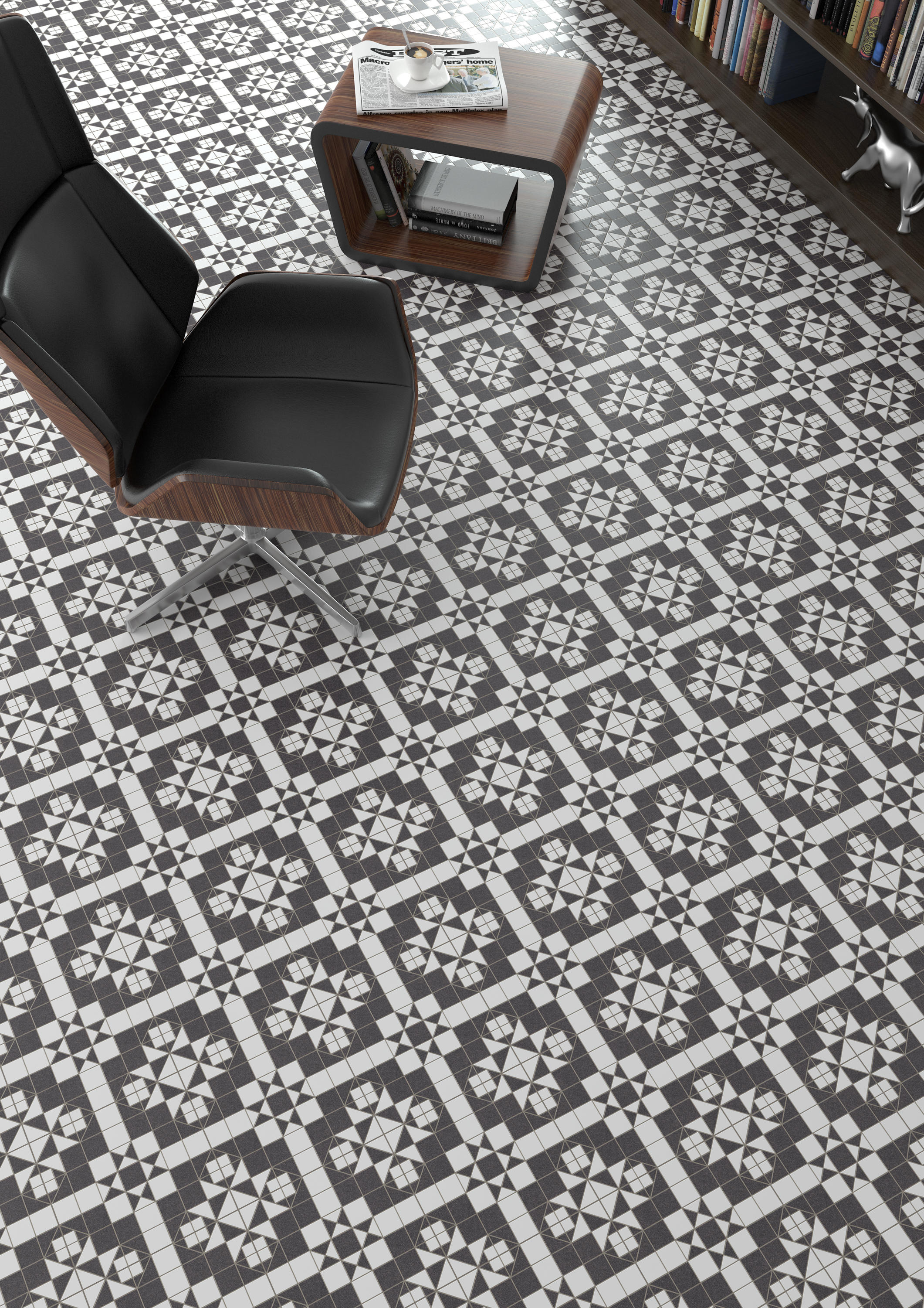 Central floor tiles from vives cermica architonic ambient images dailygadgetfo Images