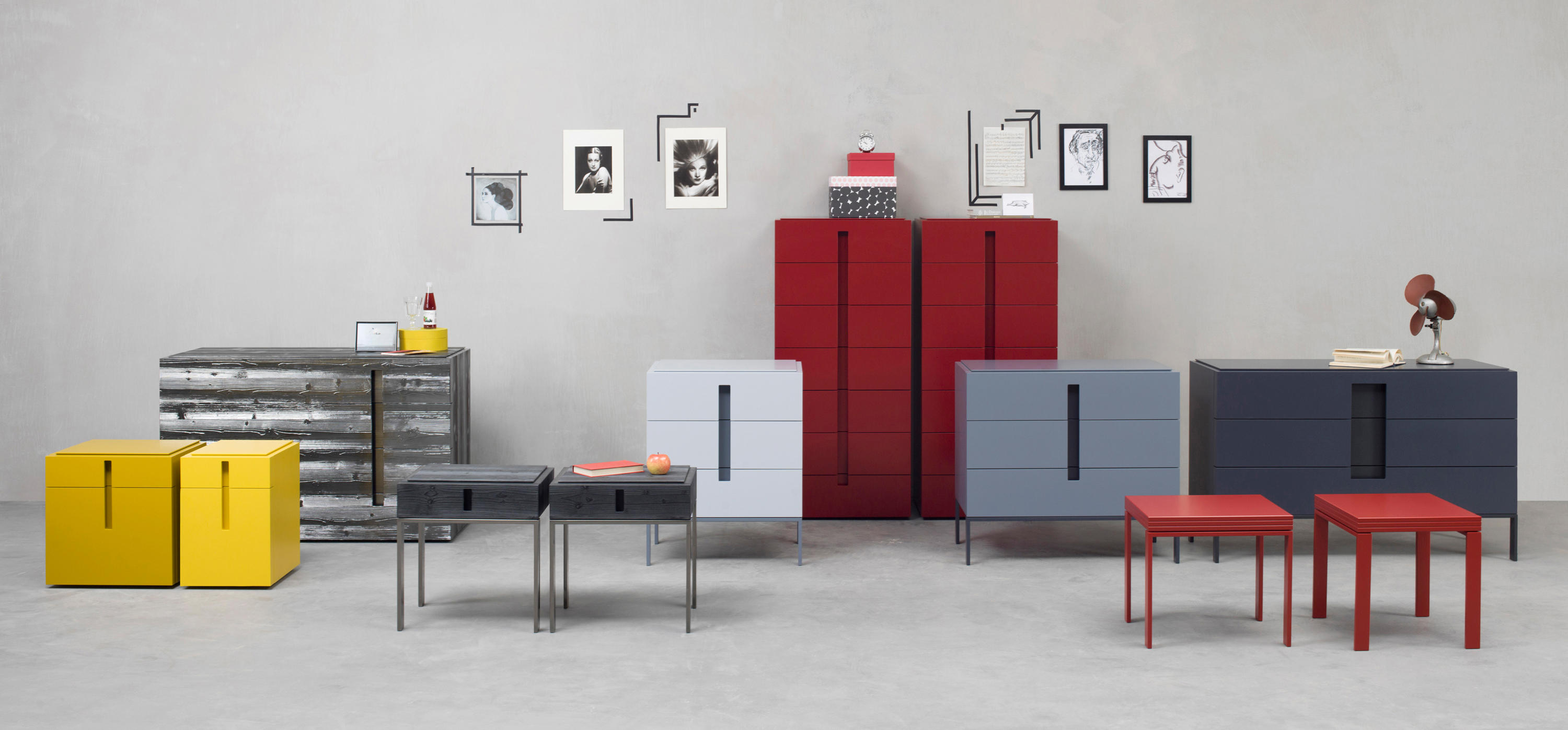 ENTERPRISE - Sideboards from Capo d\'Opera | Architonic