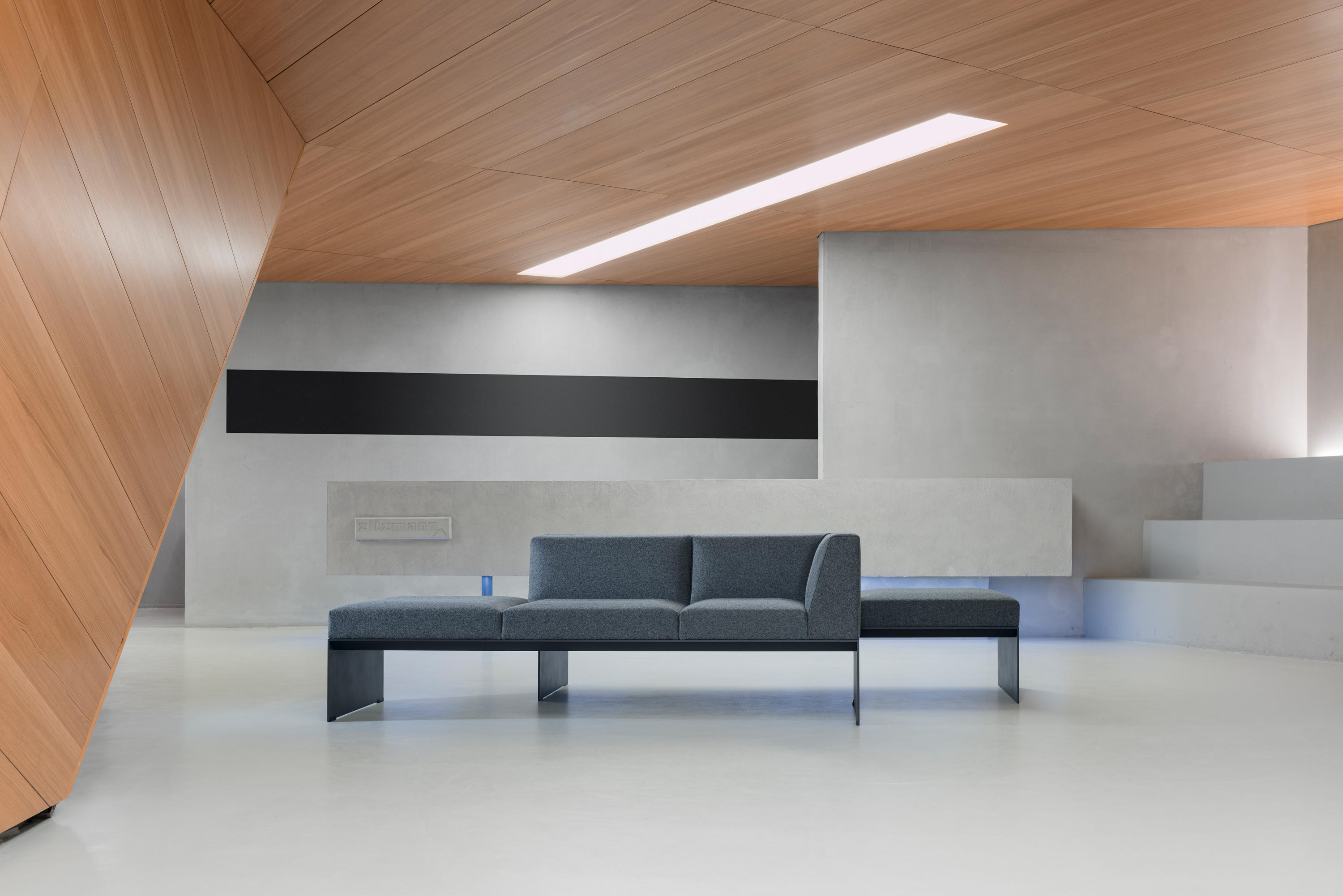 Banc Benches From Brunner Architonic