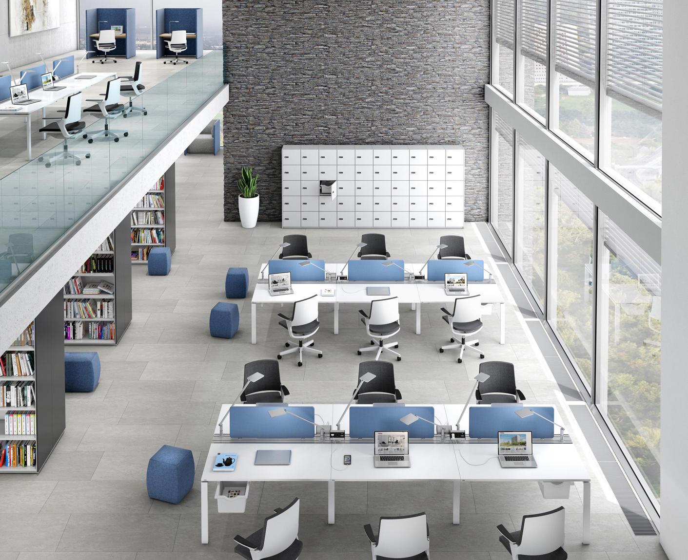 SOLOS DESK - Individual desks from Assmann Büromöbel | Architonic