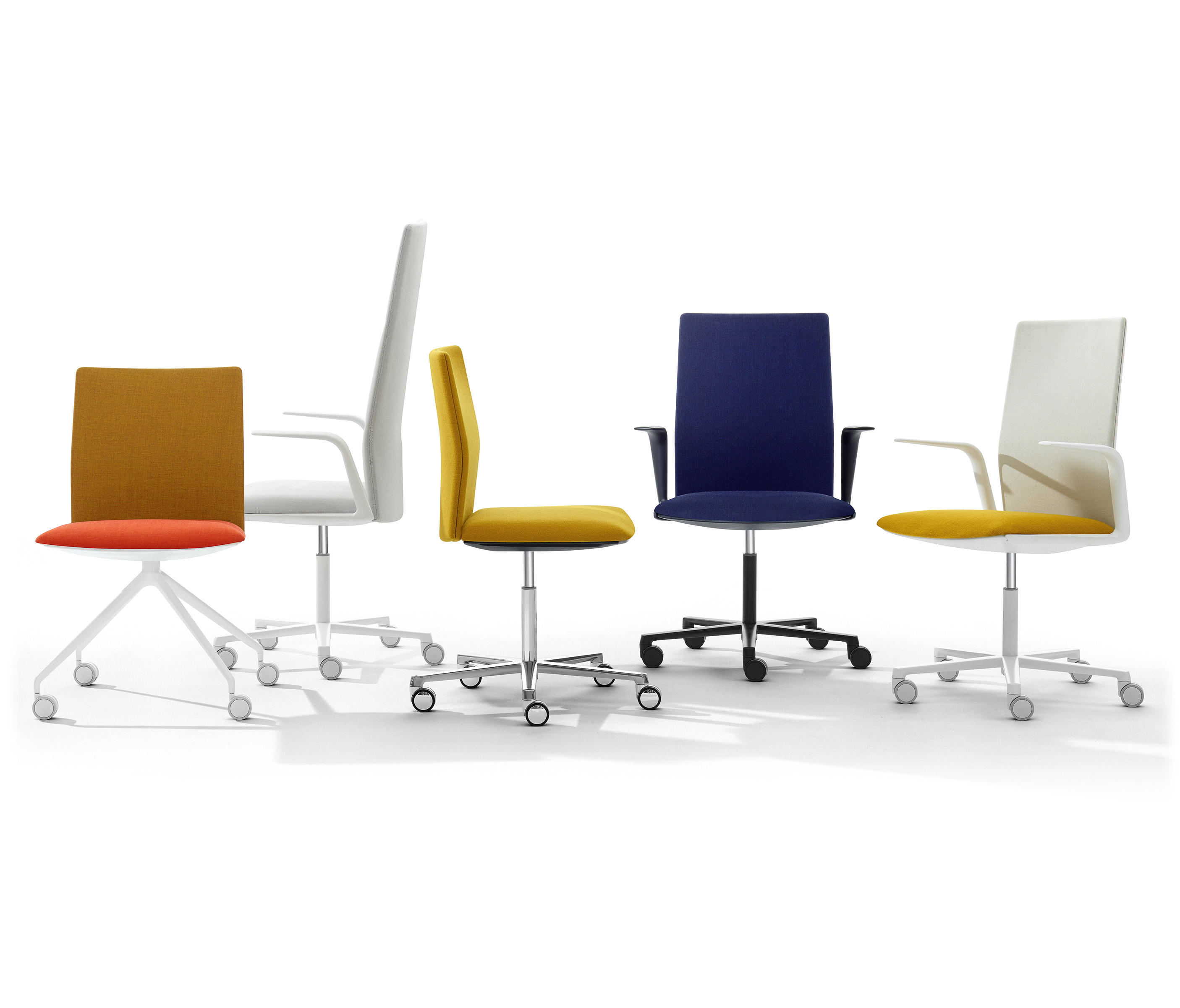 KINESIT Task chairs from Arper