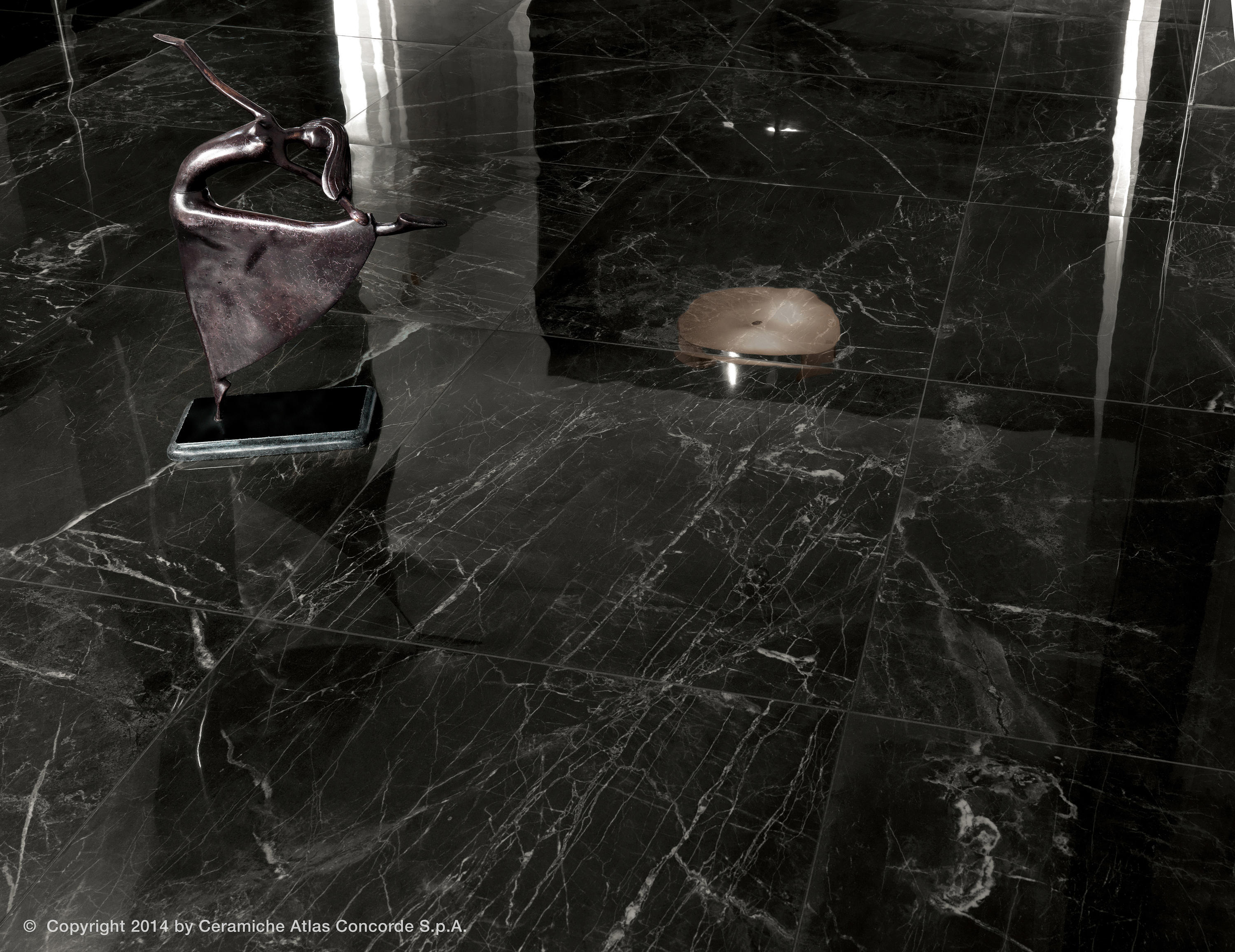 Marvel Pro Statuario Select Floor Honed Ceramic Tiles From Atlas