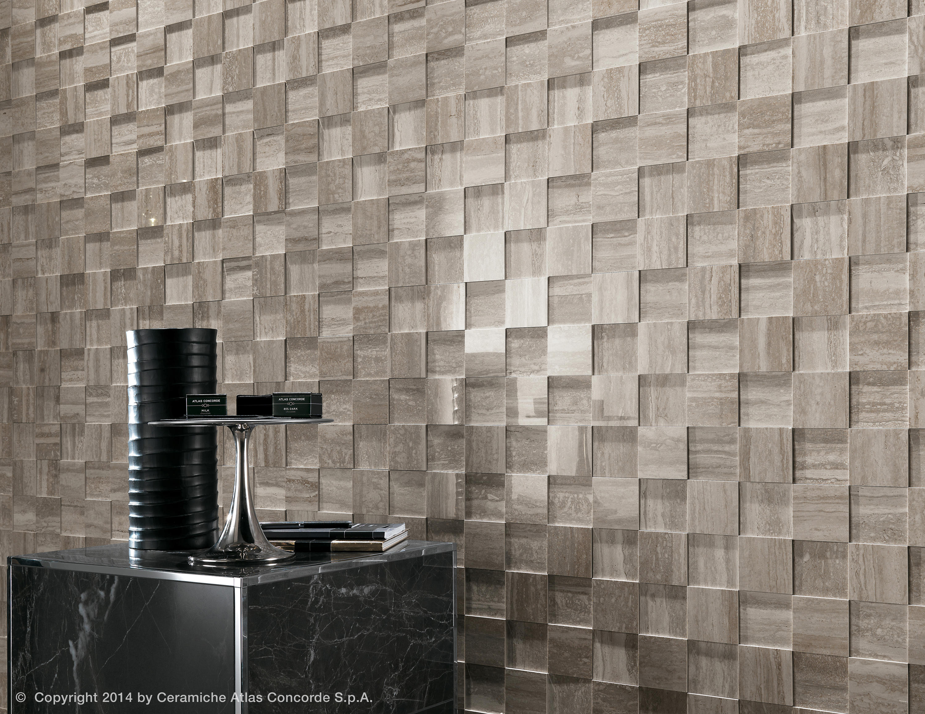 Marvel pro statuario select ribbon ceramic tiles from for Europe carrelage