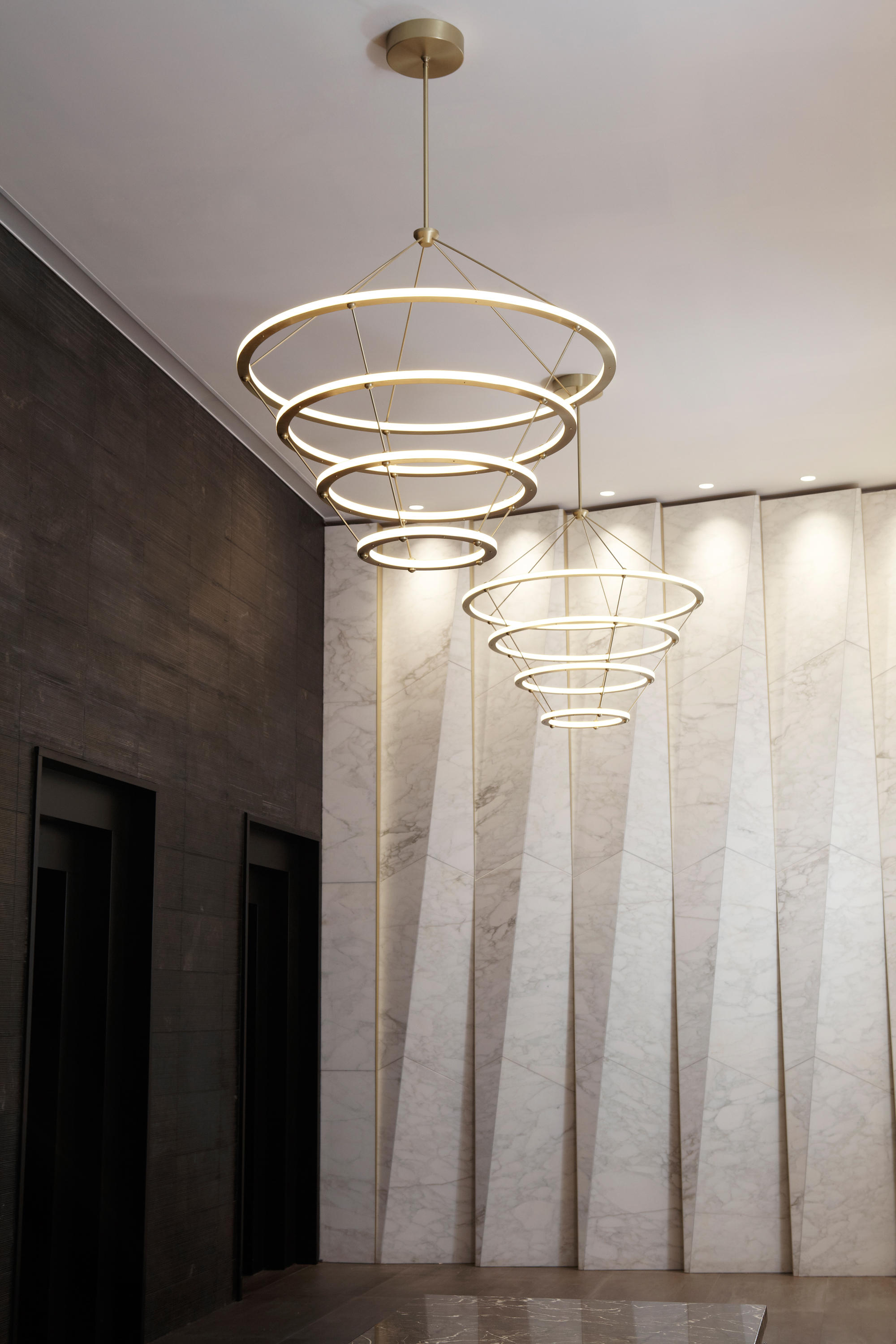 HALO 18 SCONCE BRASS General lighting from Roll & Hill