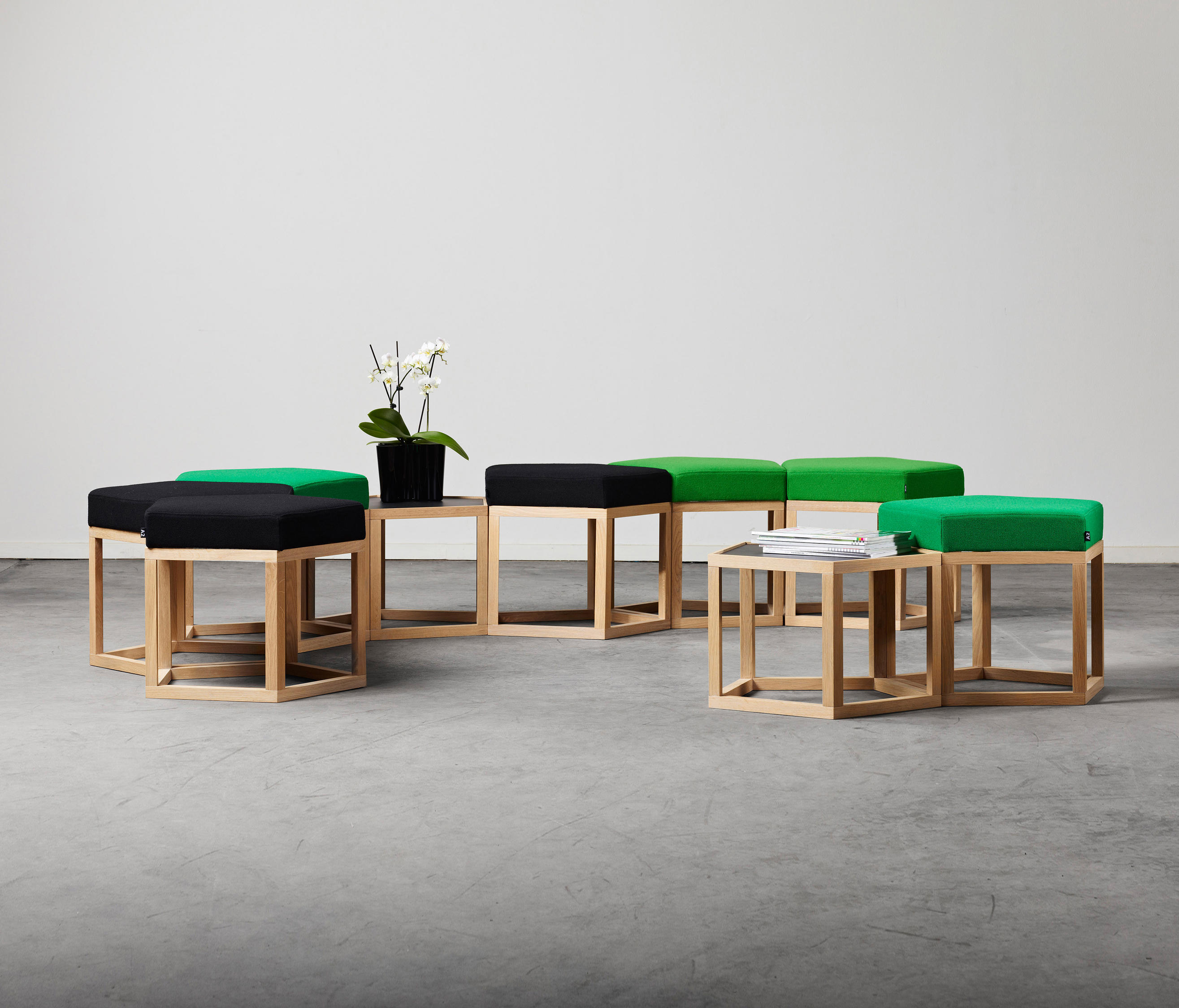 MEET POUF - Poufs from A2 designers AB | Architonic