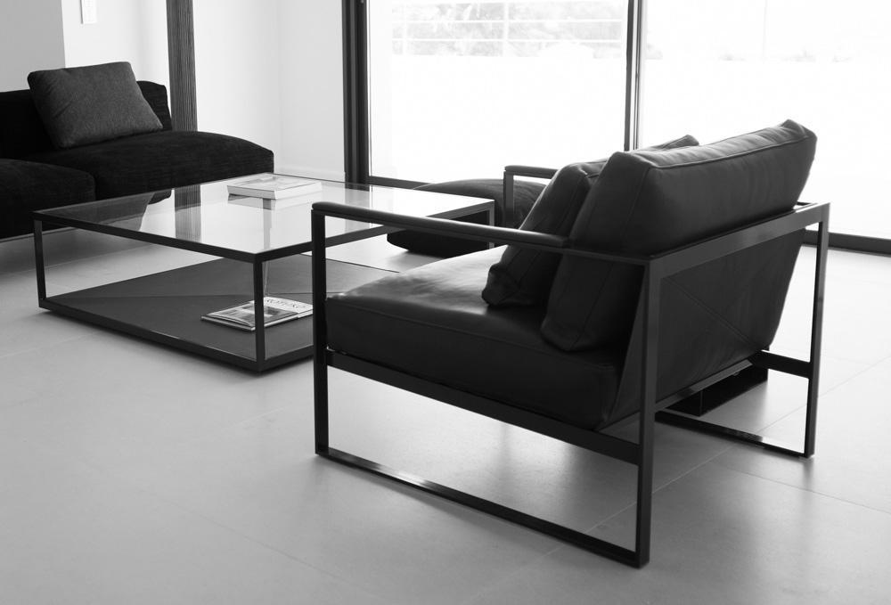 Monaco Lounge Chair By Röshults