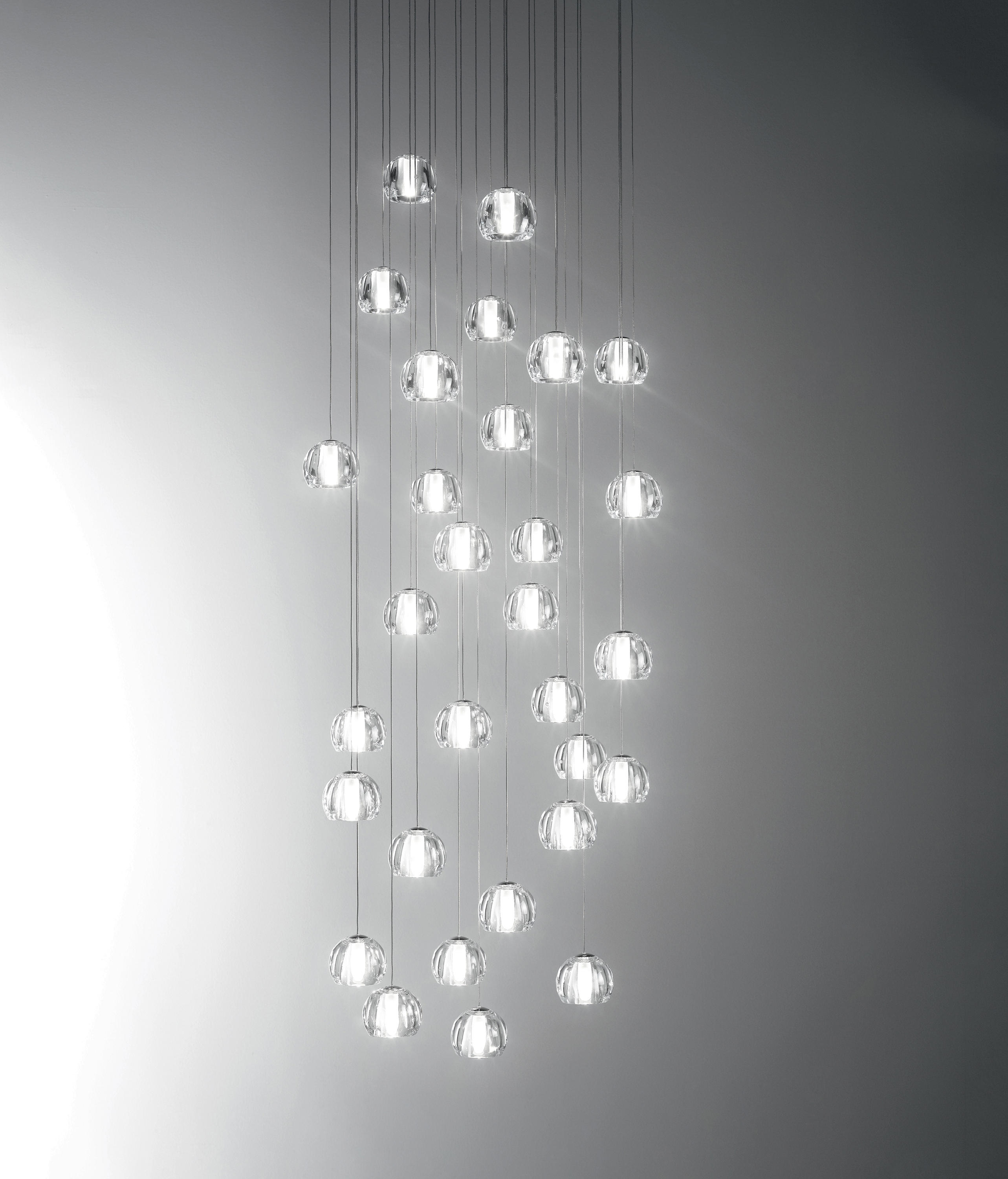 beluga f32 a21 00 suspended lights from fabbian architonic