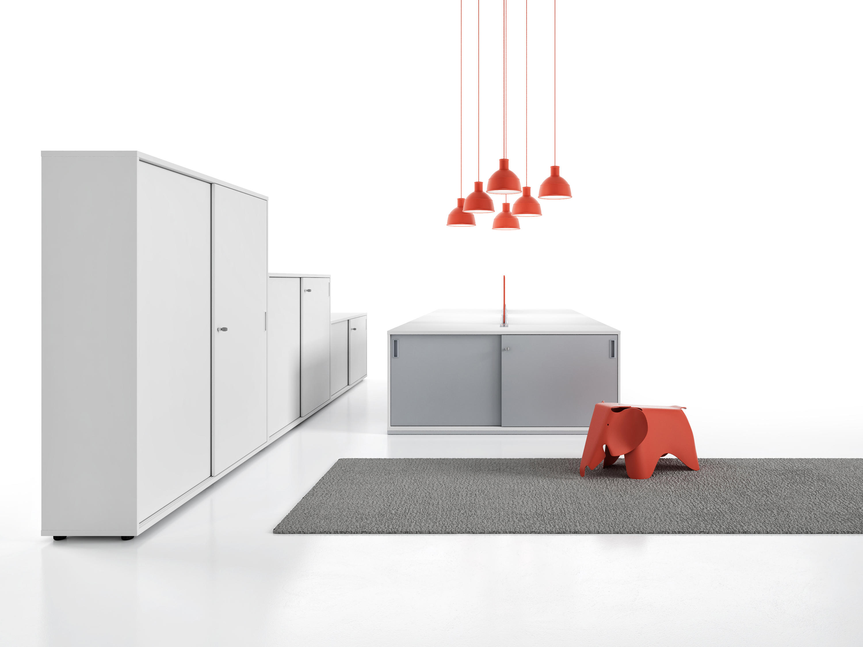 Dv545storage Units With Sliding Doors Cabinets From Dvo Architonic