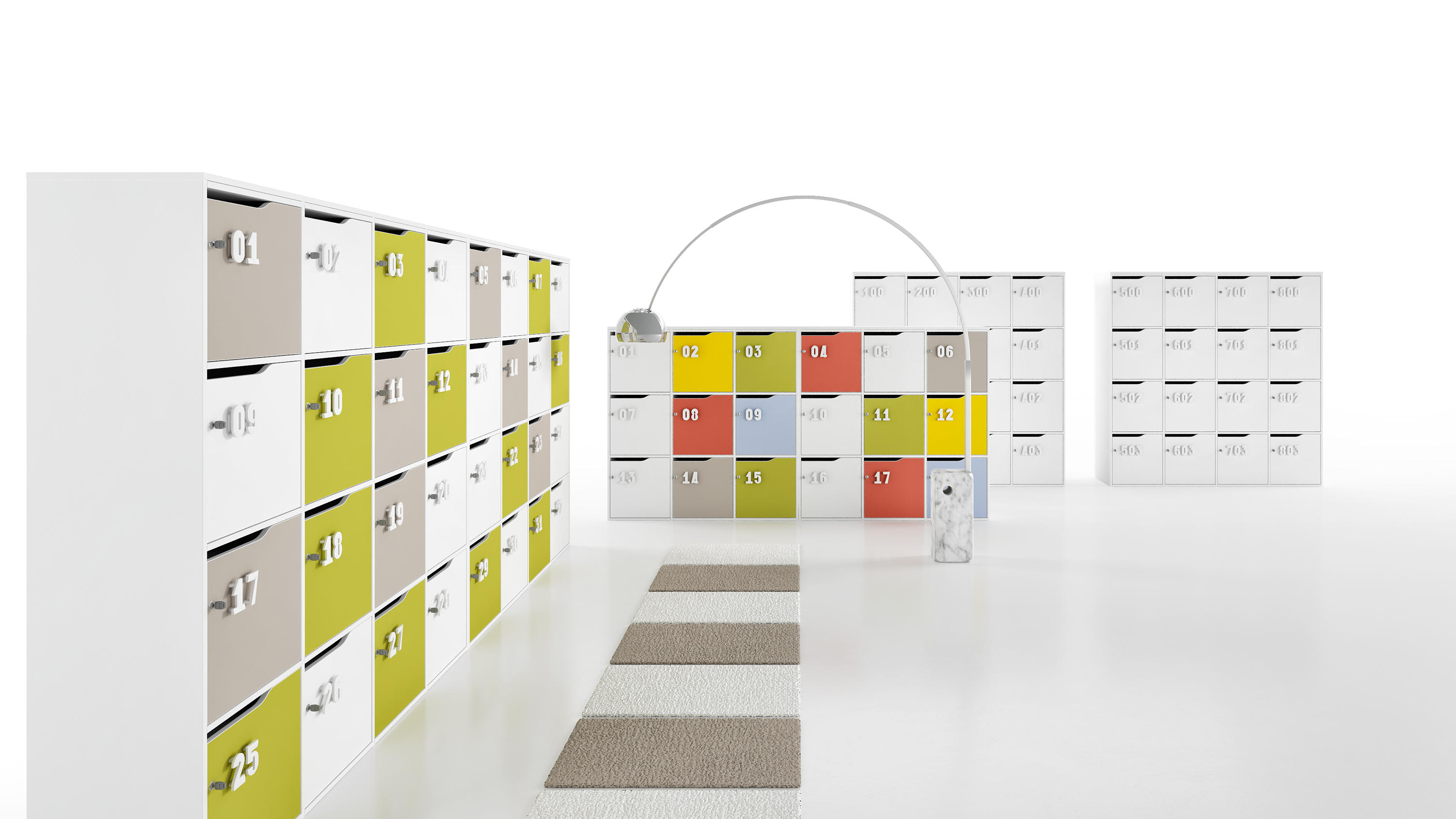 Dv549 Lockers Lockers From Dvo Architonic