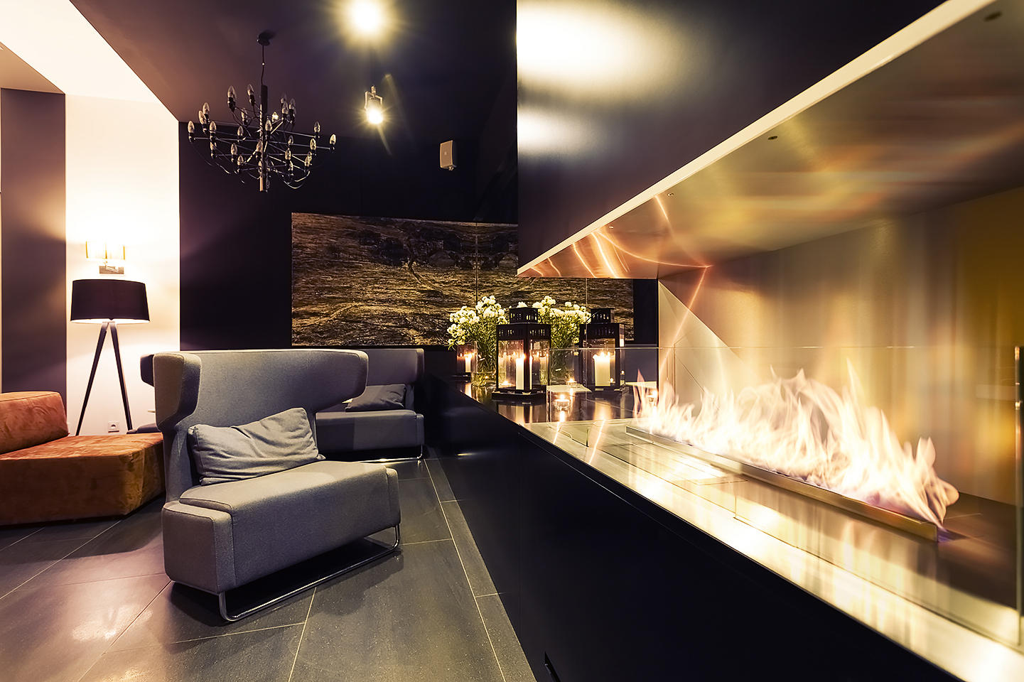 FIRE LINE AUTOMATIC 3 - Fireplace inserts from Planika ...