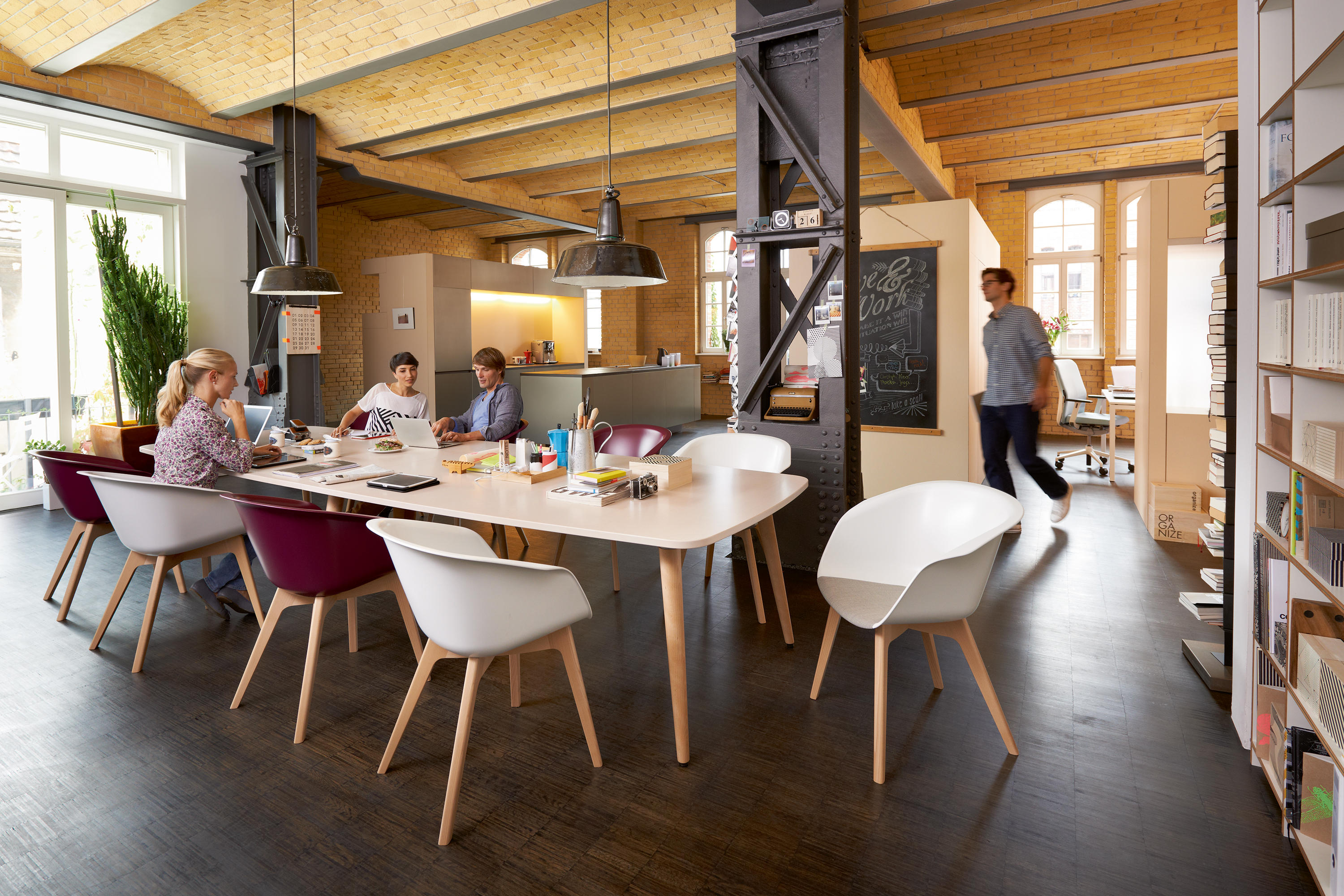On Spot Vero Chairs From Sedus Stoll Architonic
