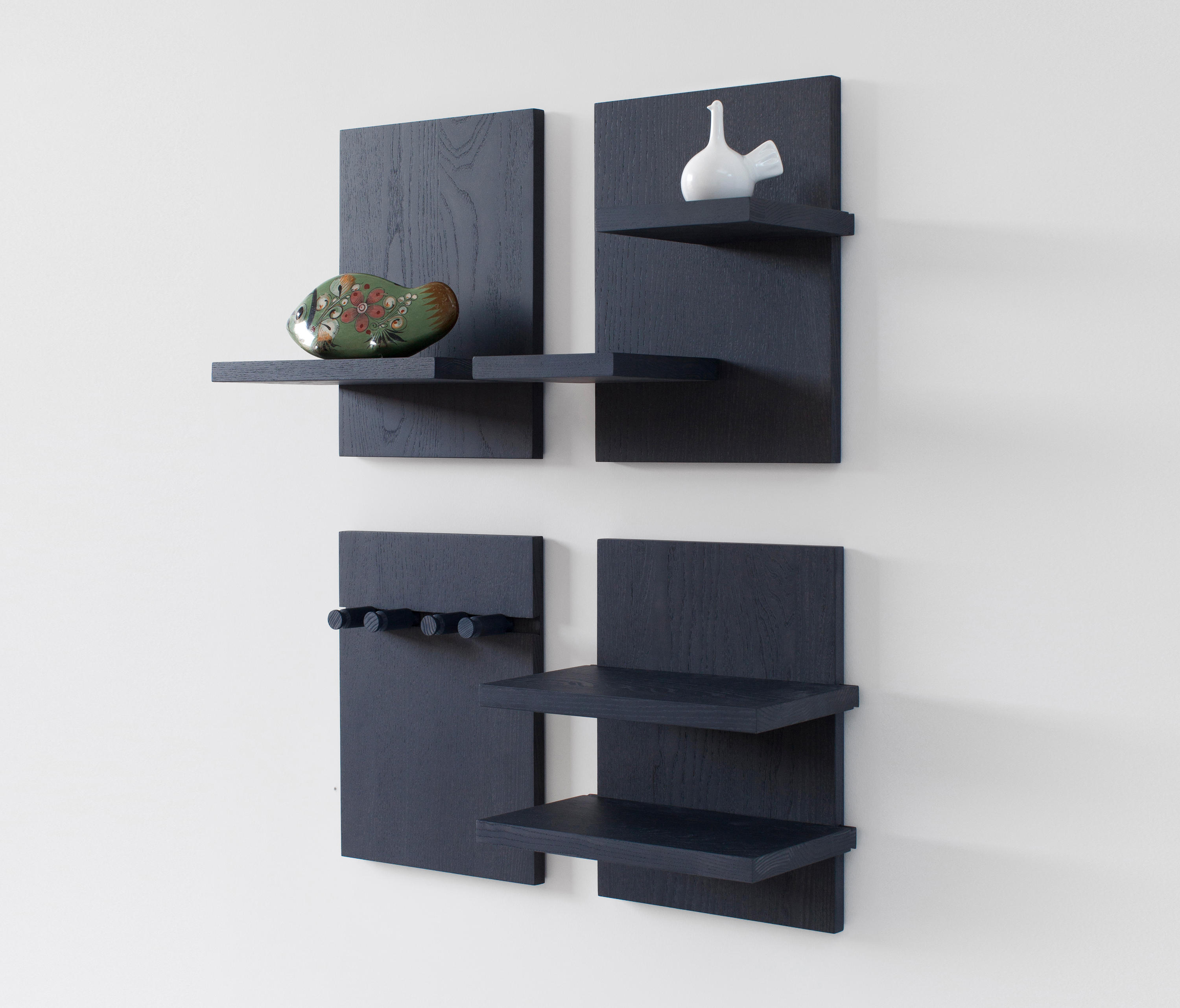 wall shelf single tag res tablettes de stattmann neue moebel architonic. Black Bedroom Furniture Sets. Home Design Ideas