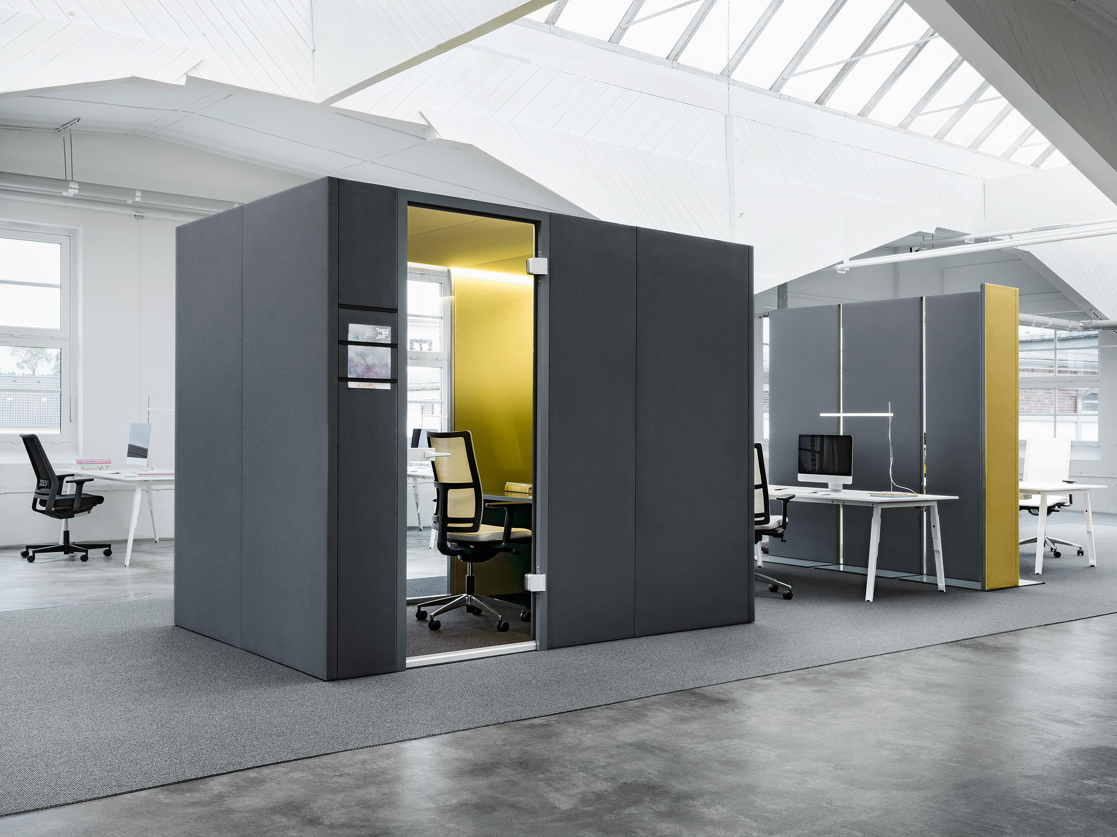 CAS ROOMS - Partitions from Carpet Concept | Architonic