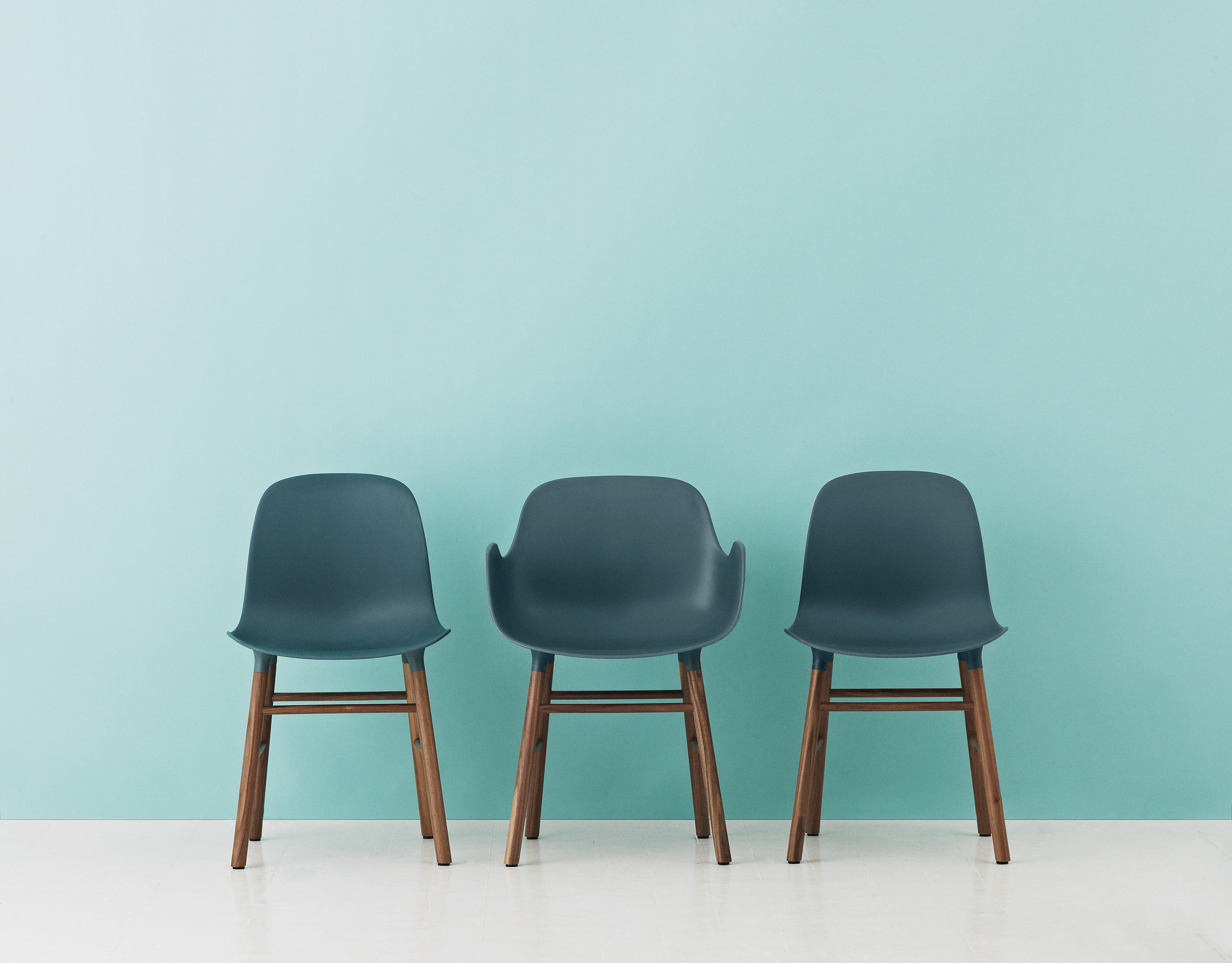 form chair visitors chairs side chairs from normann copenhagen architonic. Black Bedroom Furniture Sets. Home Design Ideas