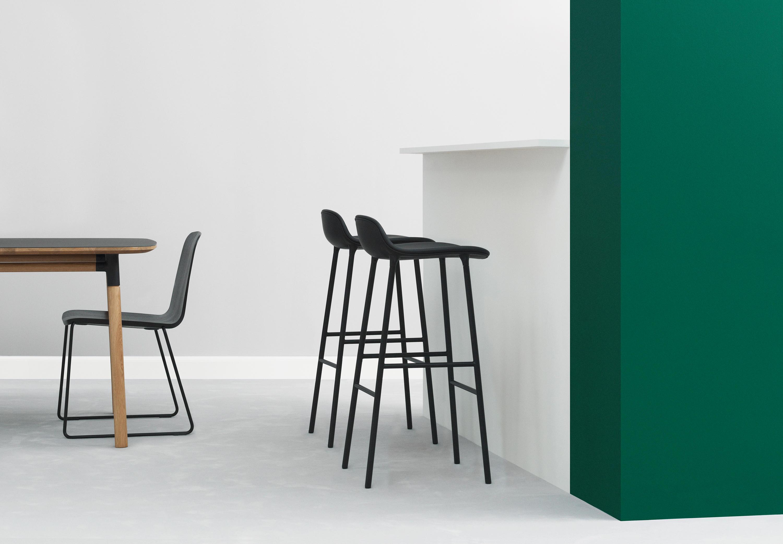 form barstool 65 bar stools from normann copenhagen architonic. Black Bedroom Furniture Sets. Home Design Ideas