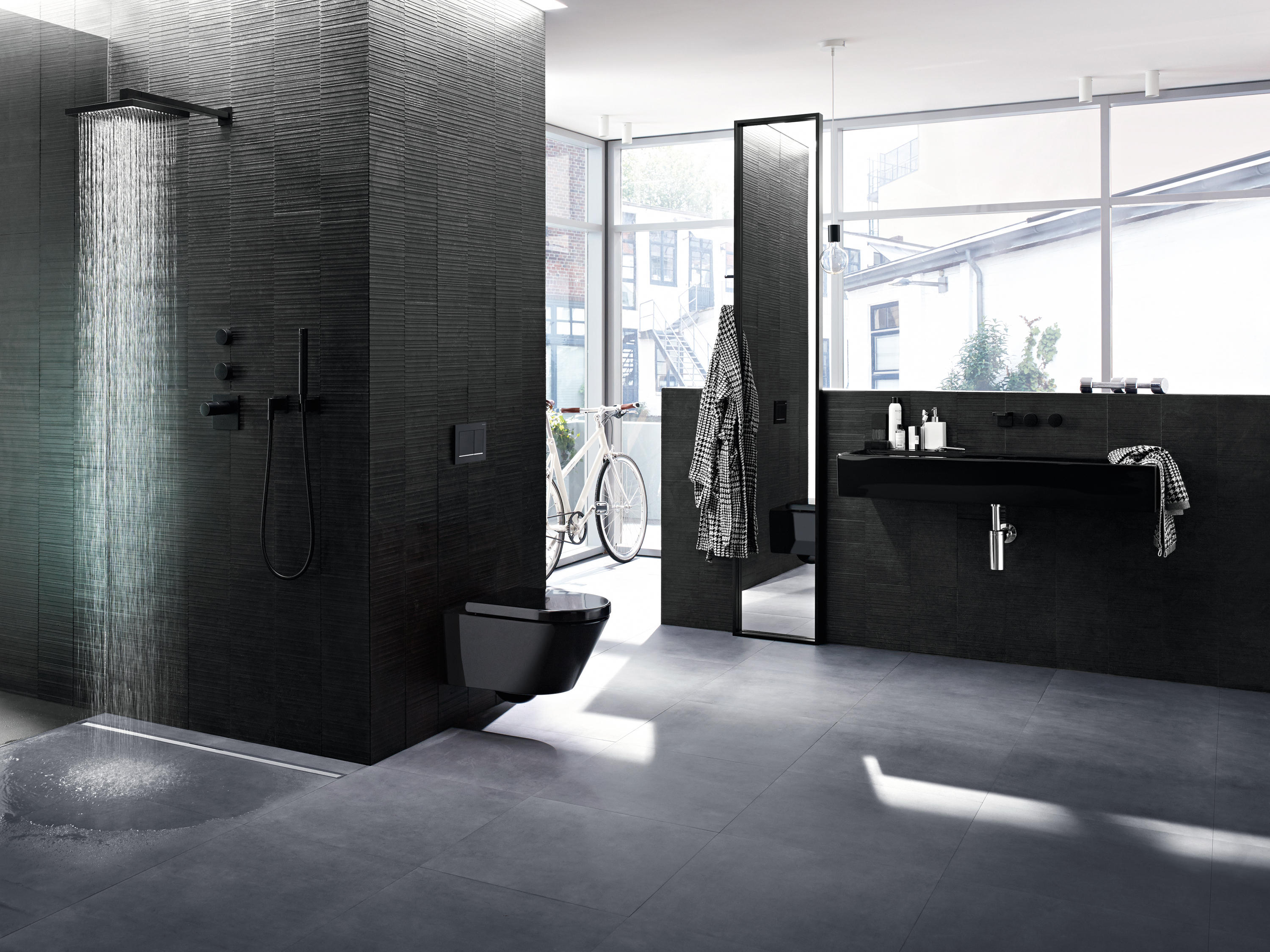 Geberit shower channels cleanline scarichi doccia geberit architonic