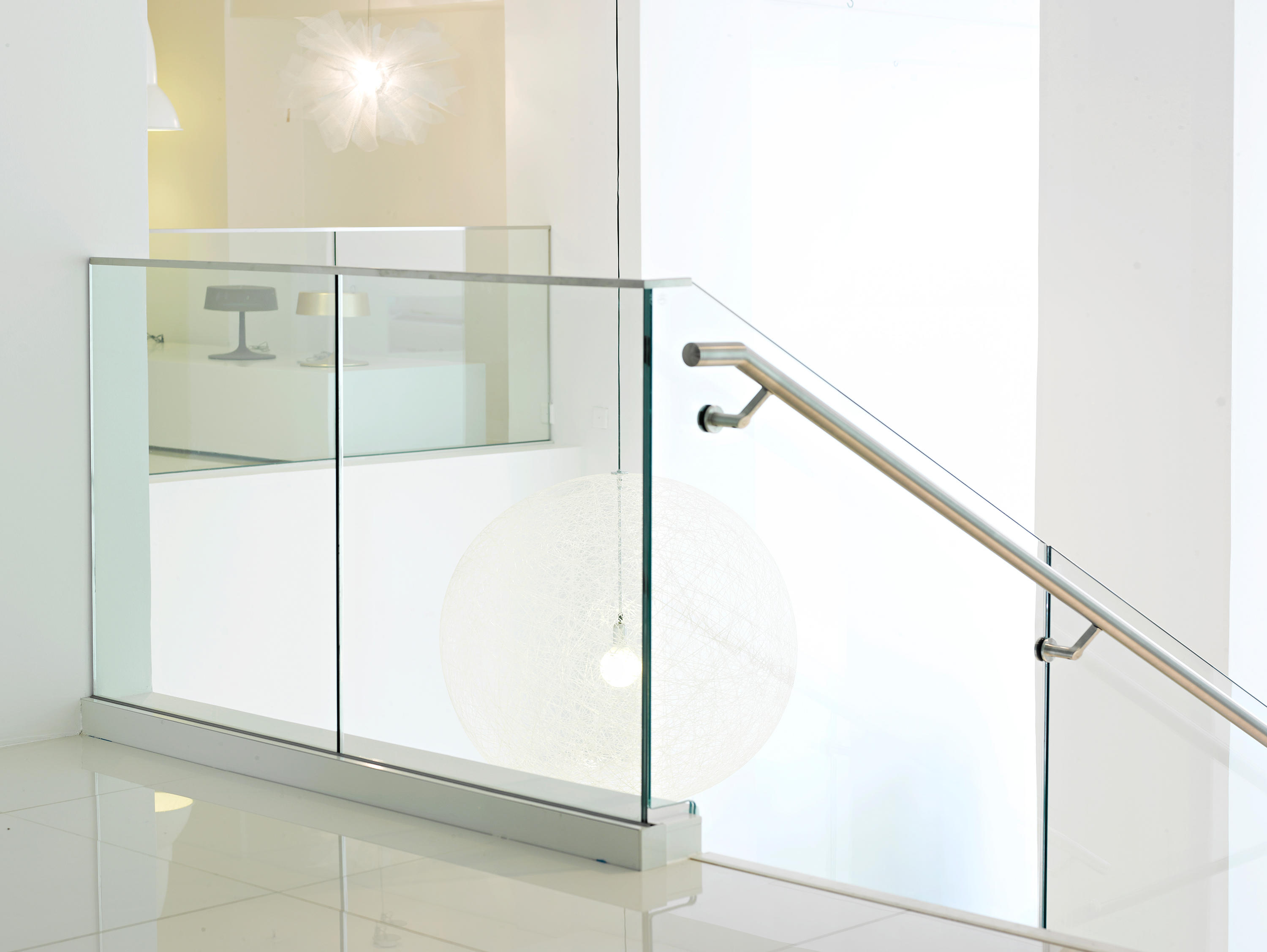 LK60 GLASS RAILINGS - Balustrades from Steelpro | Architonic