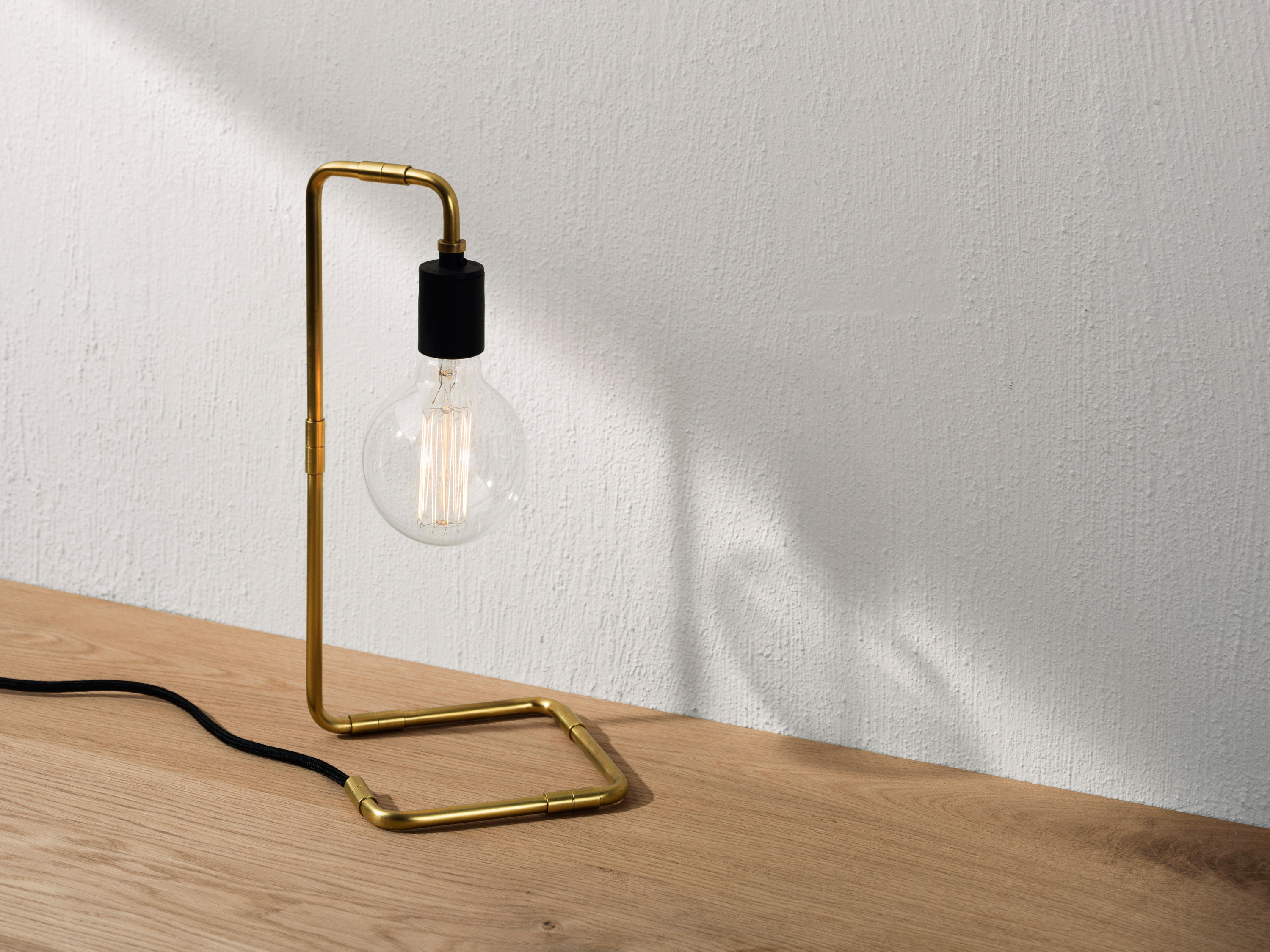 Tribeca Series Chambers Chandelier 76 Brass Suspended