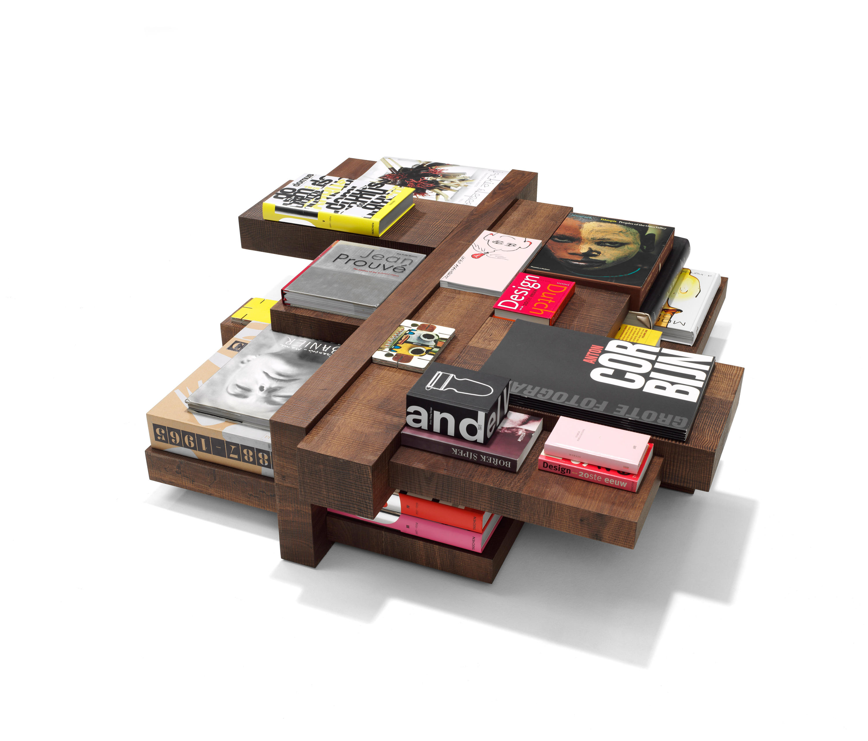 Design Bank Roderick Vos.Manhattan Coffee Tables From Linteloo Architonic