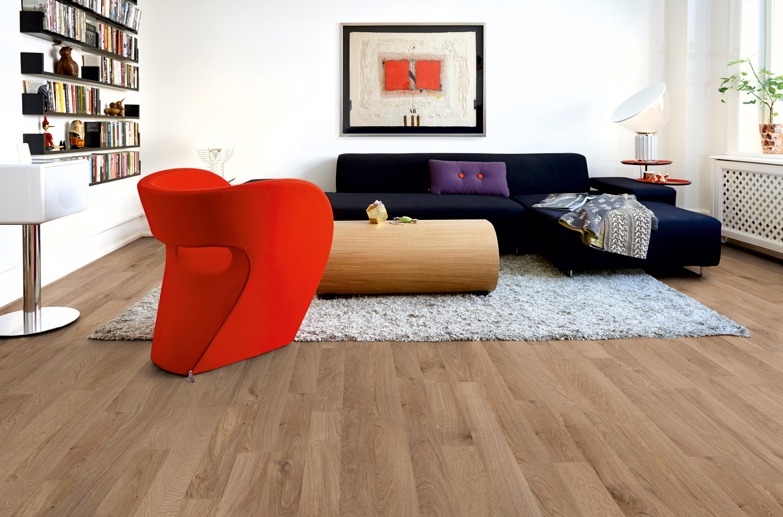 Classic Plank Blonde Oak Laminate Flooring From Pergo