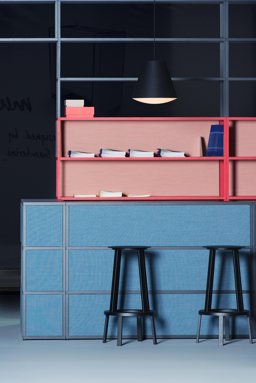new order public shelves estanter a de hay architonic. Black Bedroom Furniture Sets. Home Design Ideas