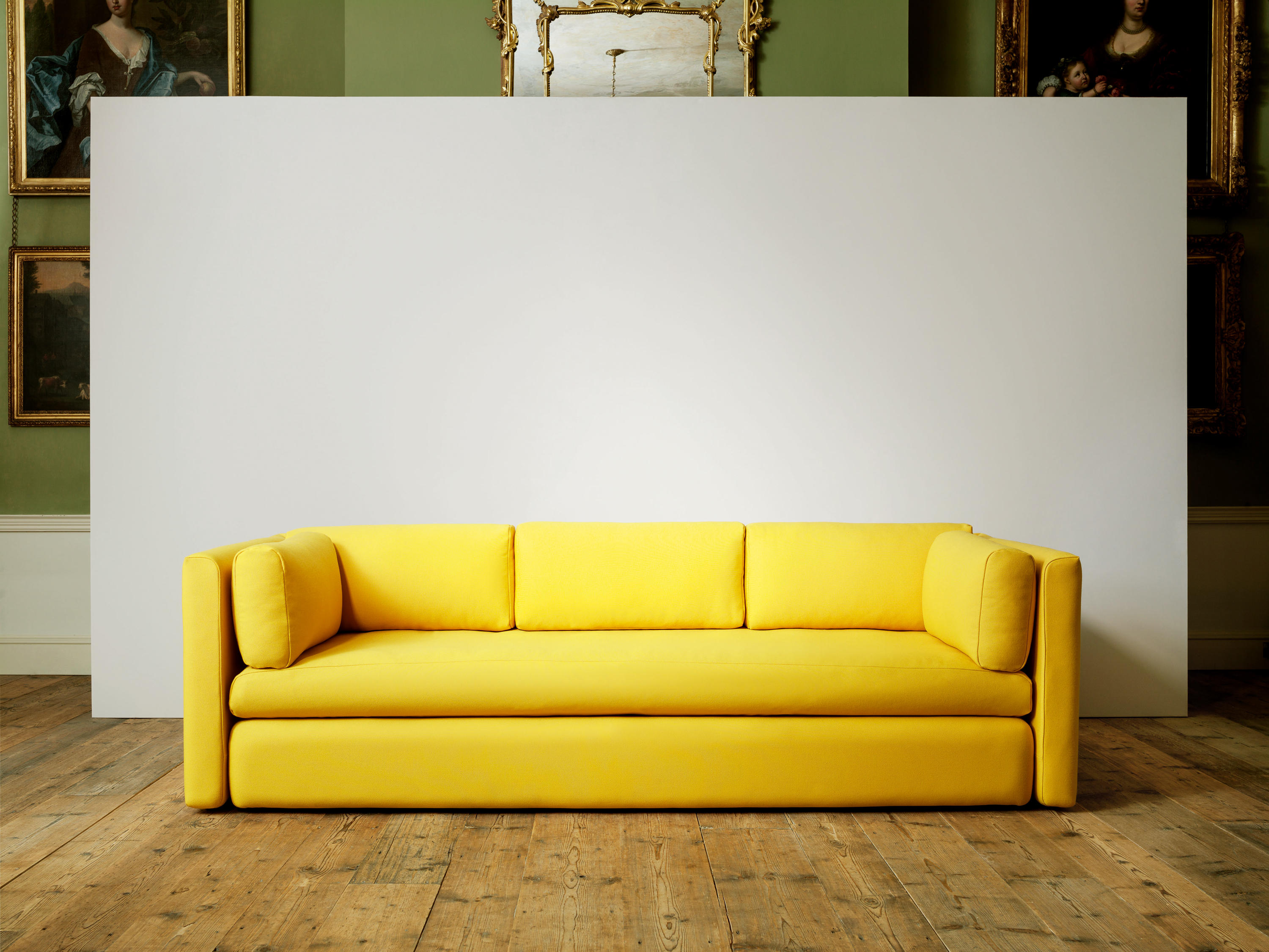 hackney sofa lounge sofas from hay architonic. Black Bedroom Furniture Sets. Home Design Ideas