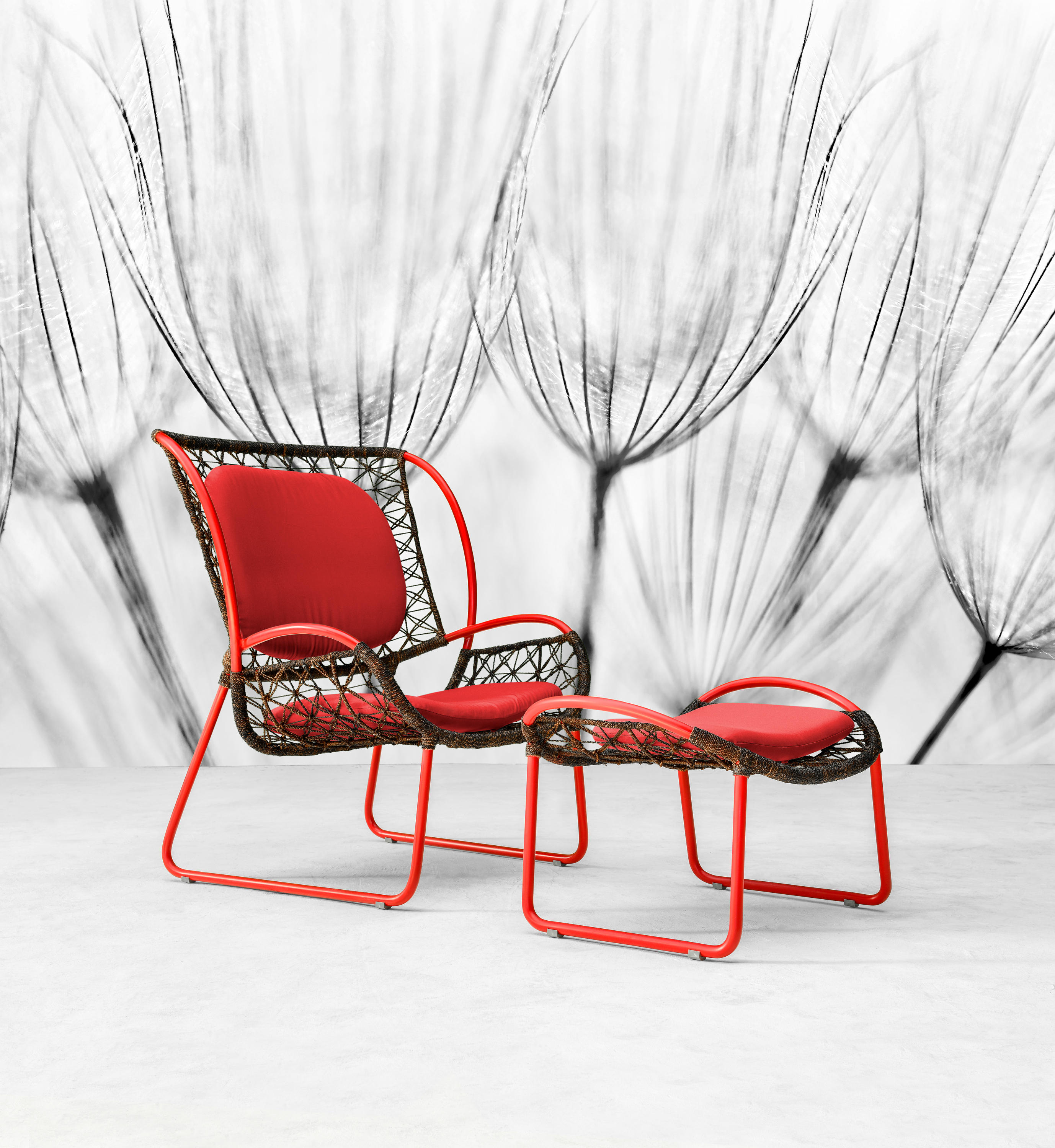 ... Adesso Armchair By Kenneth Cobonpue